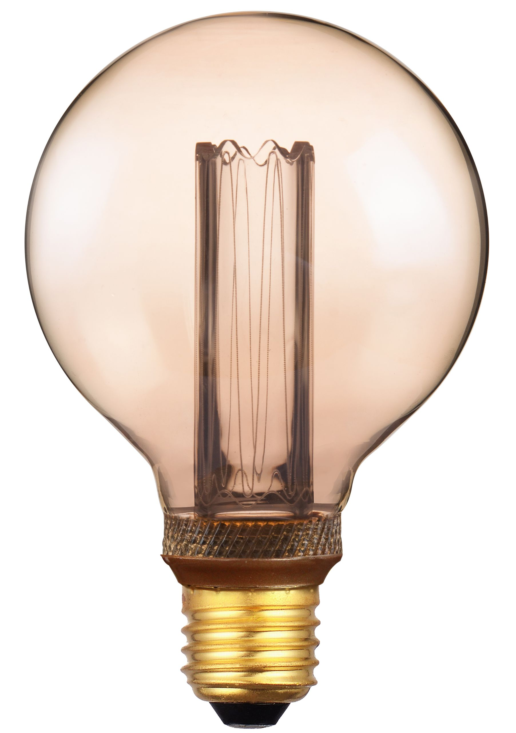 DEL Filament Edison 6 x E27 Lampe ST64 4 W Rétro Vintage Industriel Edison Ampoules