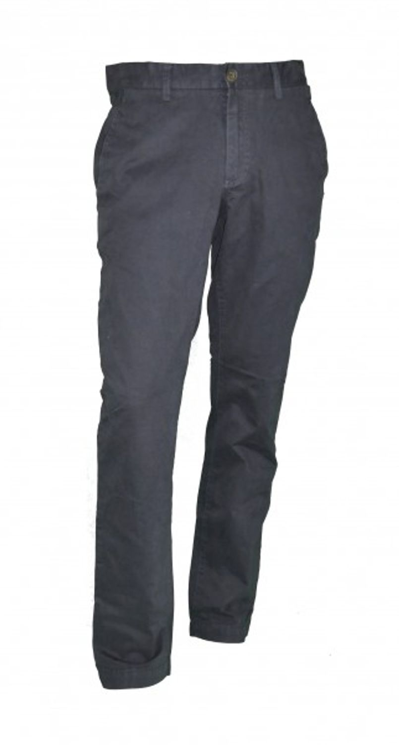 Modische Herren Chino Hose in Navy blau, MARKENWARE, (Art. 80056 2031 002-0800) 001