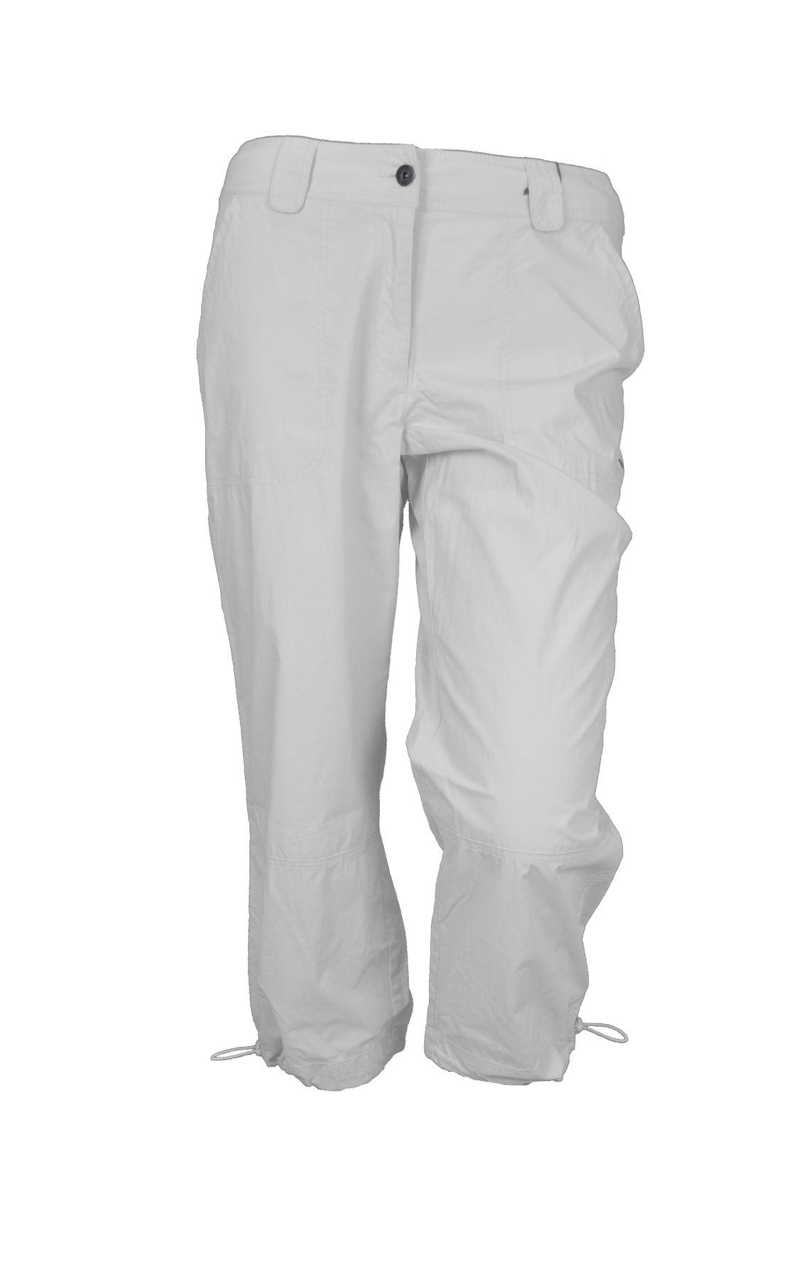 Damen 7/8 Hose in Weiß, Art. Bora(887-10)