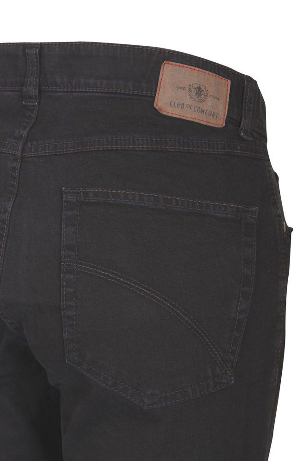 Club of Comfort - Herren Five Pocket Jeans in verschiedenen Farben, James (4631) – Bild 8