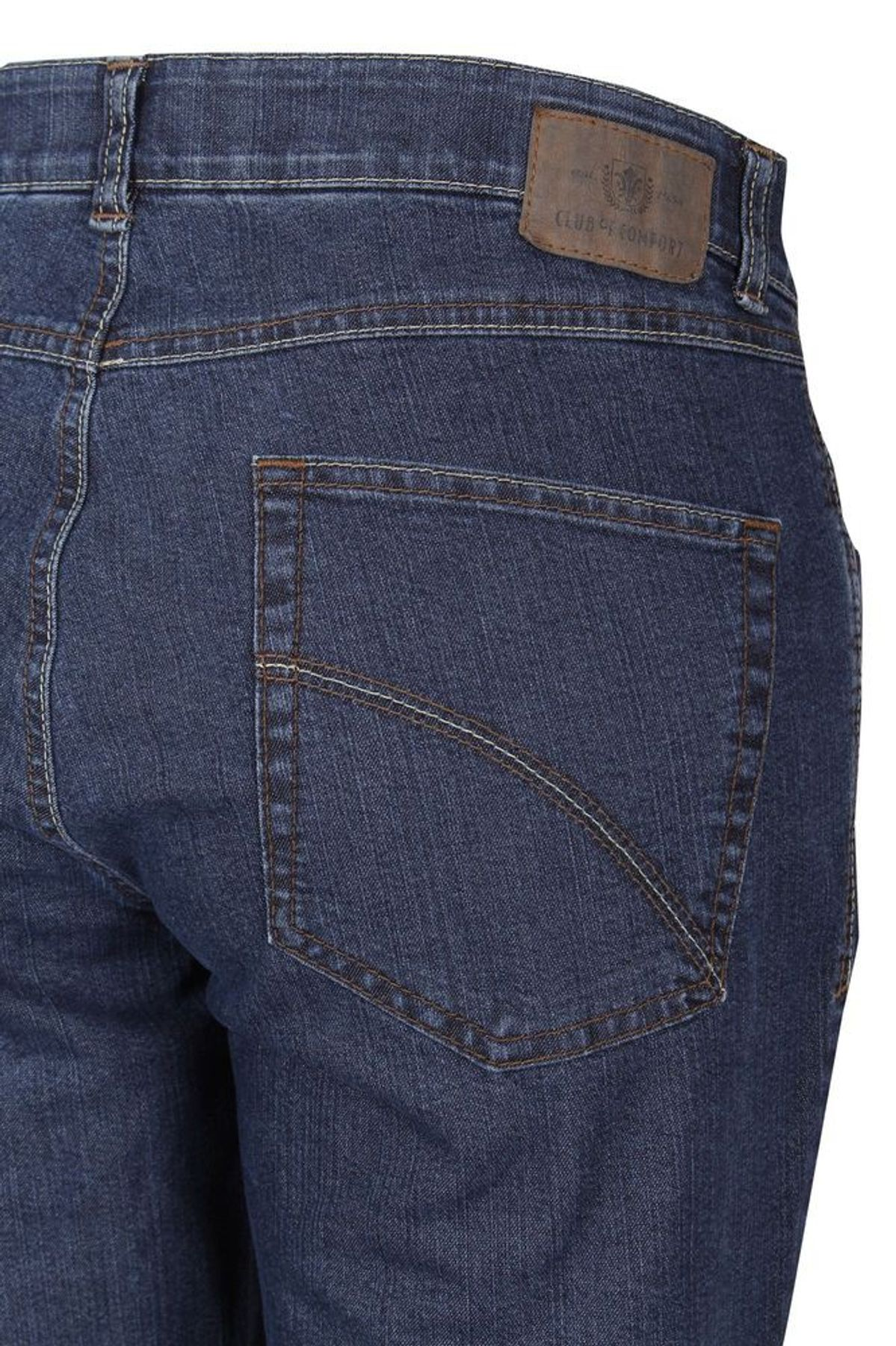 Club of Comfort - Herren Five Pocket Jeans in verschiedenen Farben, James (4631) – Bild 4