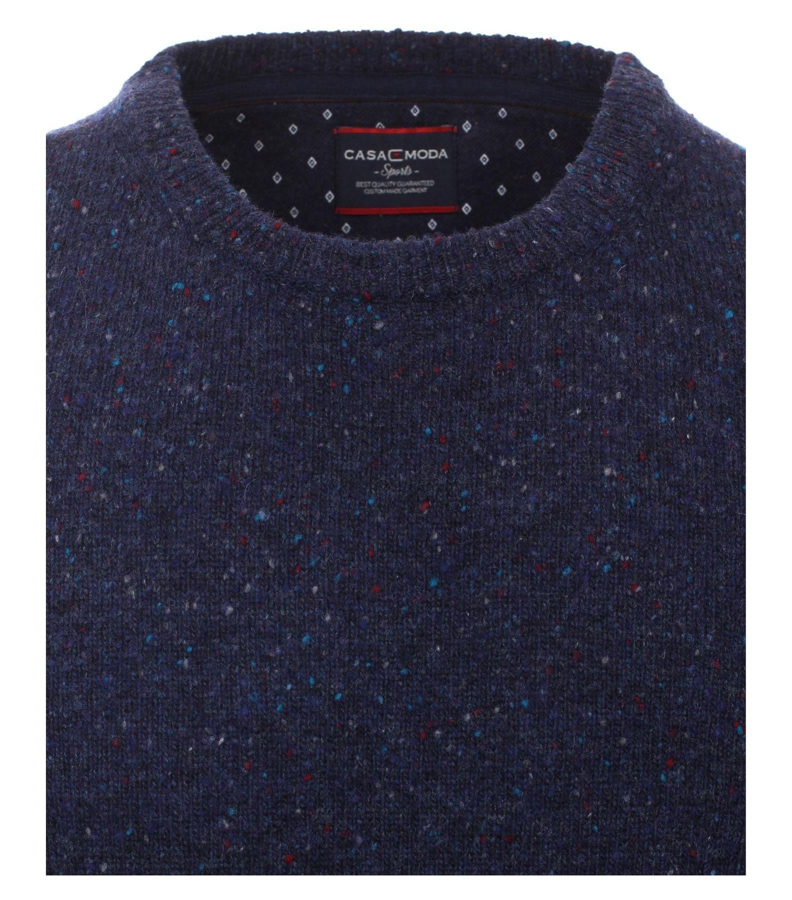 Casa Moda - Herren Pullover mit Rundhalsausschnitt in verschiedenen Farben (462536200A) – Bild 3