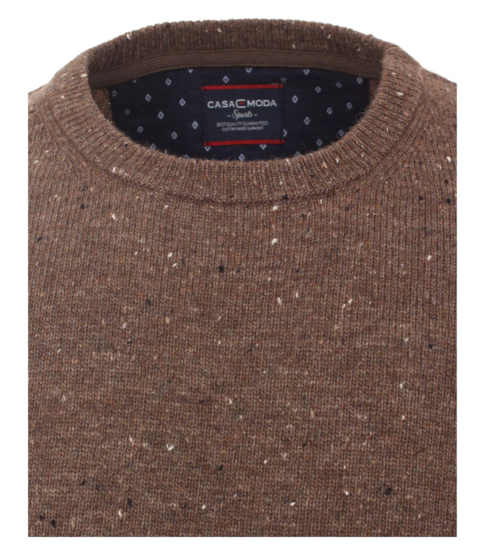 Casa Moda - Herren Pullover mit Rundhalsausschnitt in verschiedenen Farben (462536200A) – Bild 9