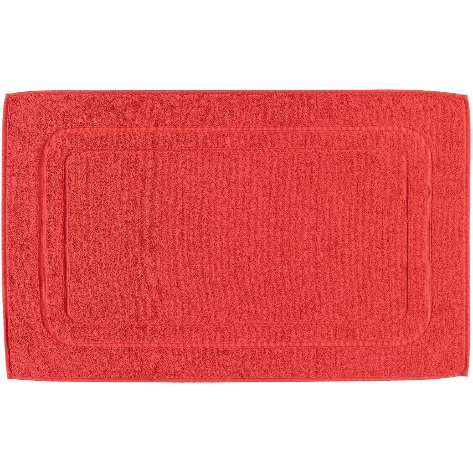 Cawö - Badteppich in verschiedenen Farben (Größe: 50x80 cm) im Doppelpack (201) – Bild 5