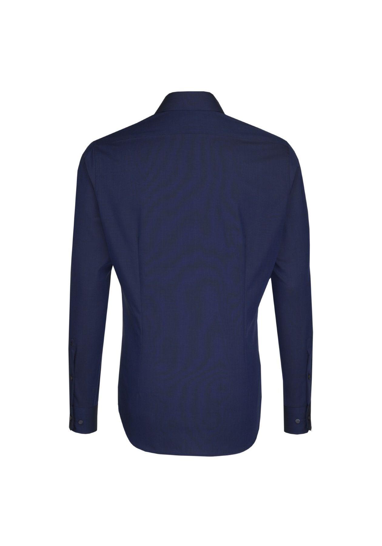 Seidensticker - Herren Hemd, Bügelfrei, Tailored, Schwarze Rose mit Kent Kragen in verschiedenen Farben (01.246236) – Bild 2