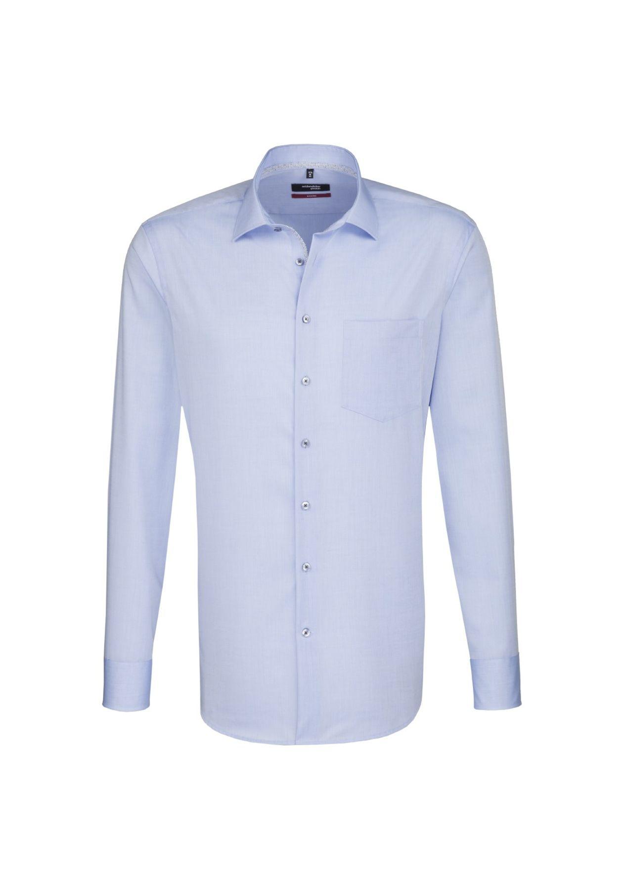 Seidensticker - Herren Hemd, Bügelfrei, Modern, Splendesto mit Kent Kragen in verschiedenen Farben (01.111846) – Bild 5
