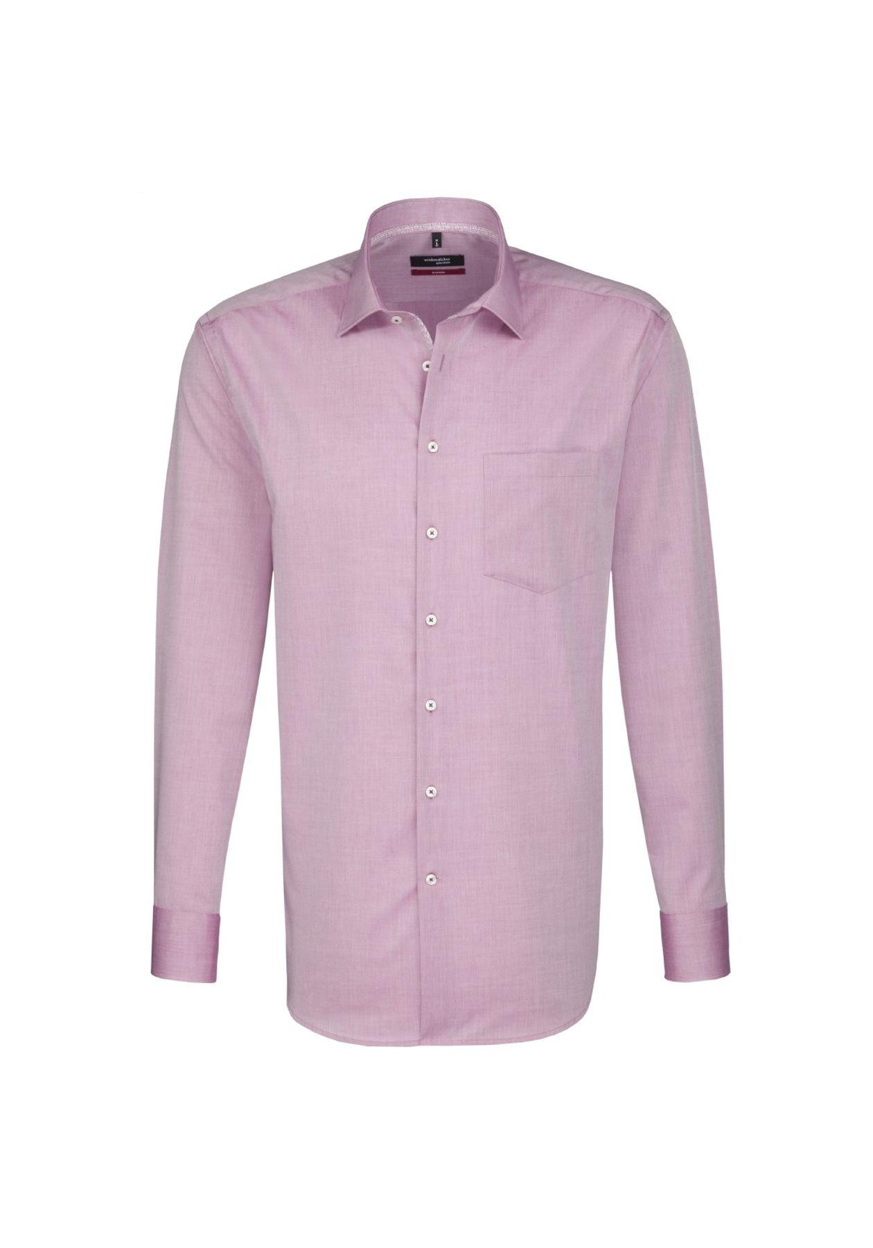 Seidensticker - Herren Hemd, Bügelfrei, Modern, Splendesto mit Kent Kragen in verschiedenen Farben (01.111846) – Bild 9