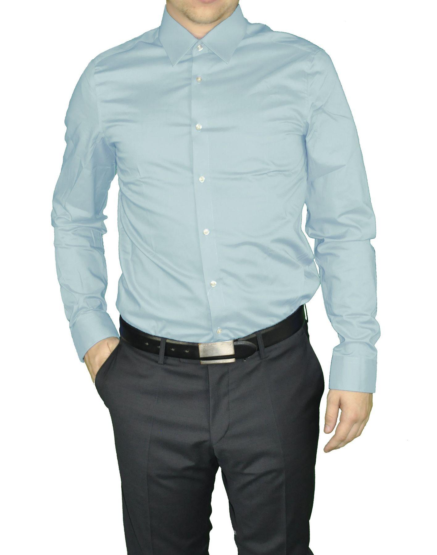 Redmond - Herren Slim Fit Hemd in verschiedenen Farben (400130/17A) – Bild 1