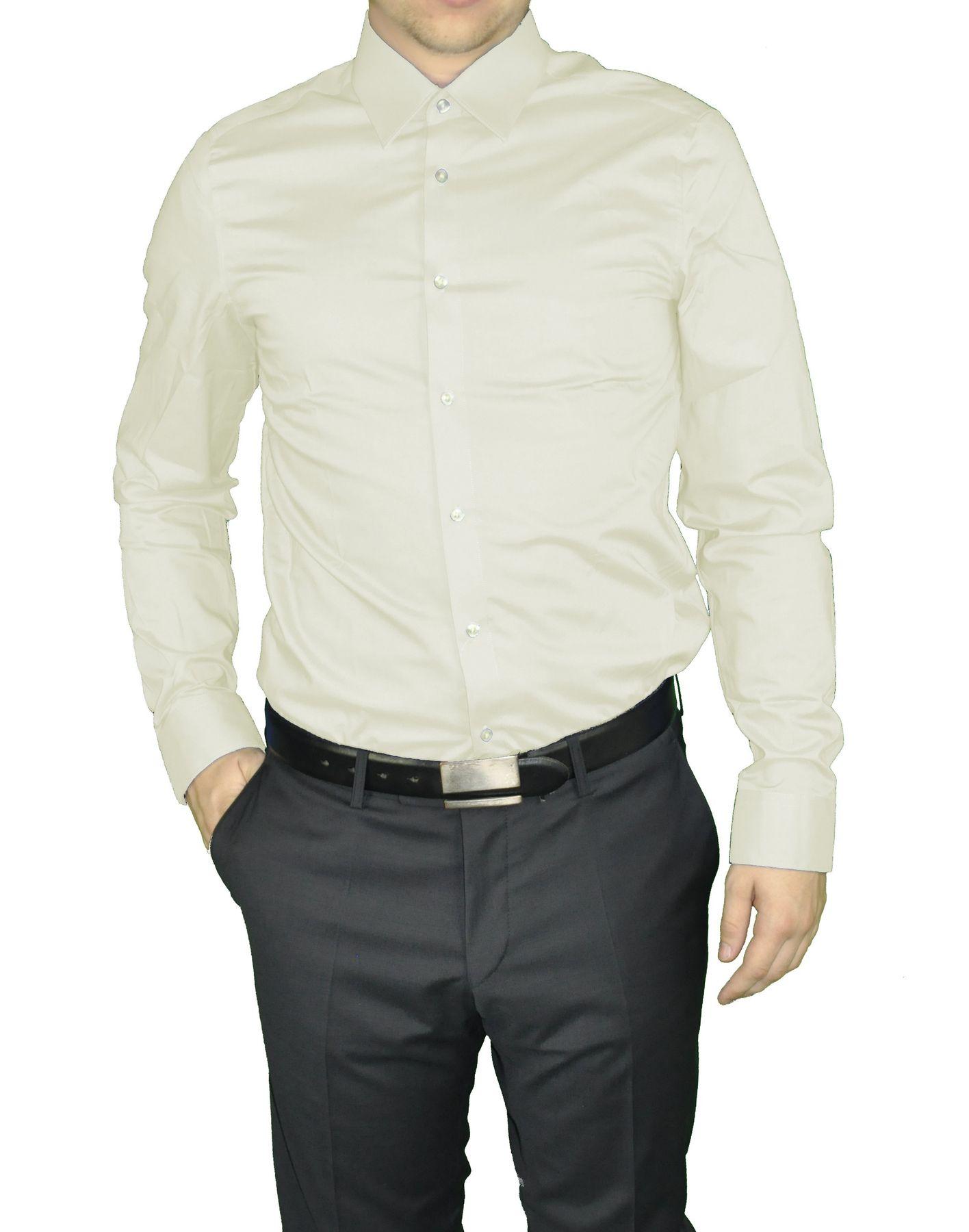 Redmond - Herren Slim Fit Hemd in verschiedenen Farben (400130/17A) – Bild 9