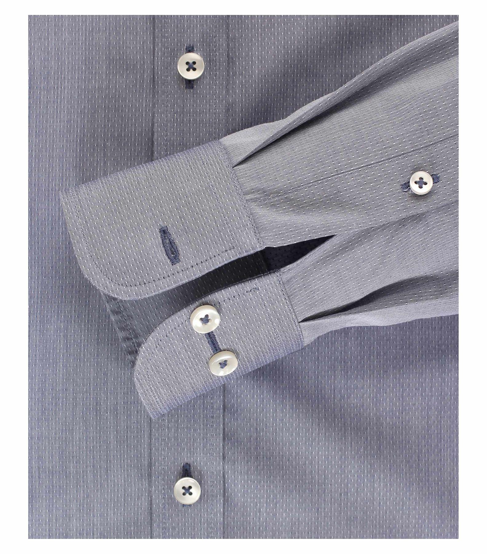 Casa Moda - Modern Fit - Herren langarm Hemd mit Shark Kragen, Uninah (372682600A) – Bild 13