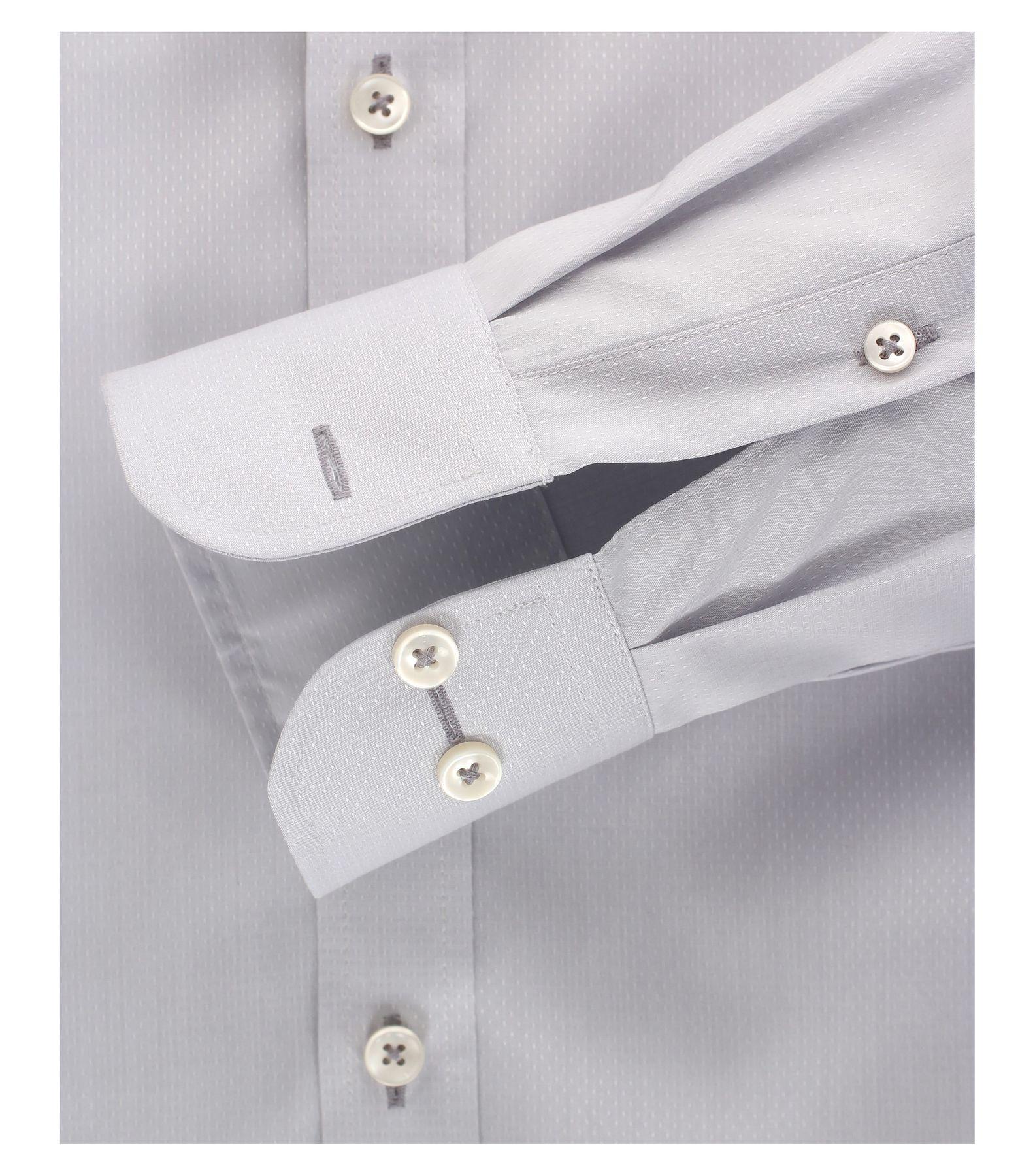 Casa Moda - Modern Fit - Herren langarm Hemd mit Shark Kragen, Uninah (372682600A) – Bild 16