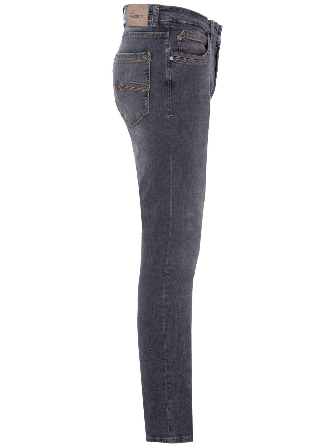 Atelier Gardeur - Herren 5-Pocket Jeans Superflex, Farben black(99), dark stone(68), stone blue(67), anthrazit(198) BATU (71001) – Bild 15