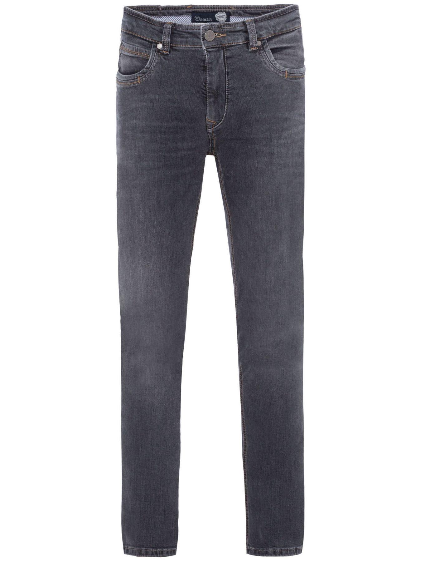 Atelier Gardeur - Herren 5-Pocket Jeans Superflex, Farben black(99), dark stone(68), stone blue(67), anthrazit(198) BATU (71001) – Bild 13