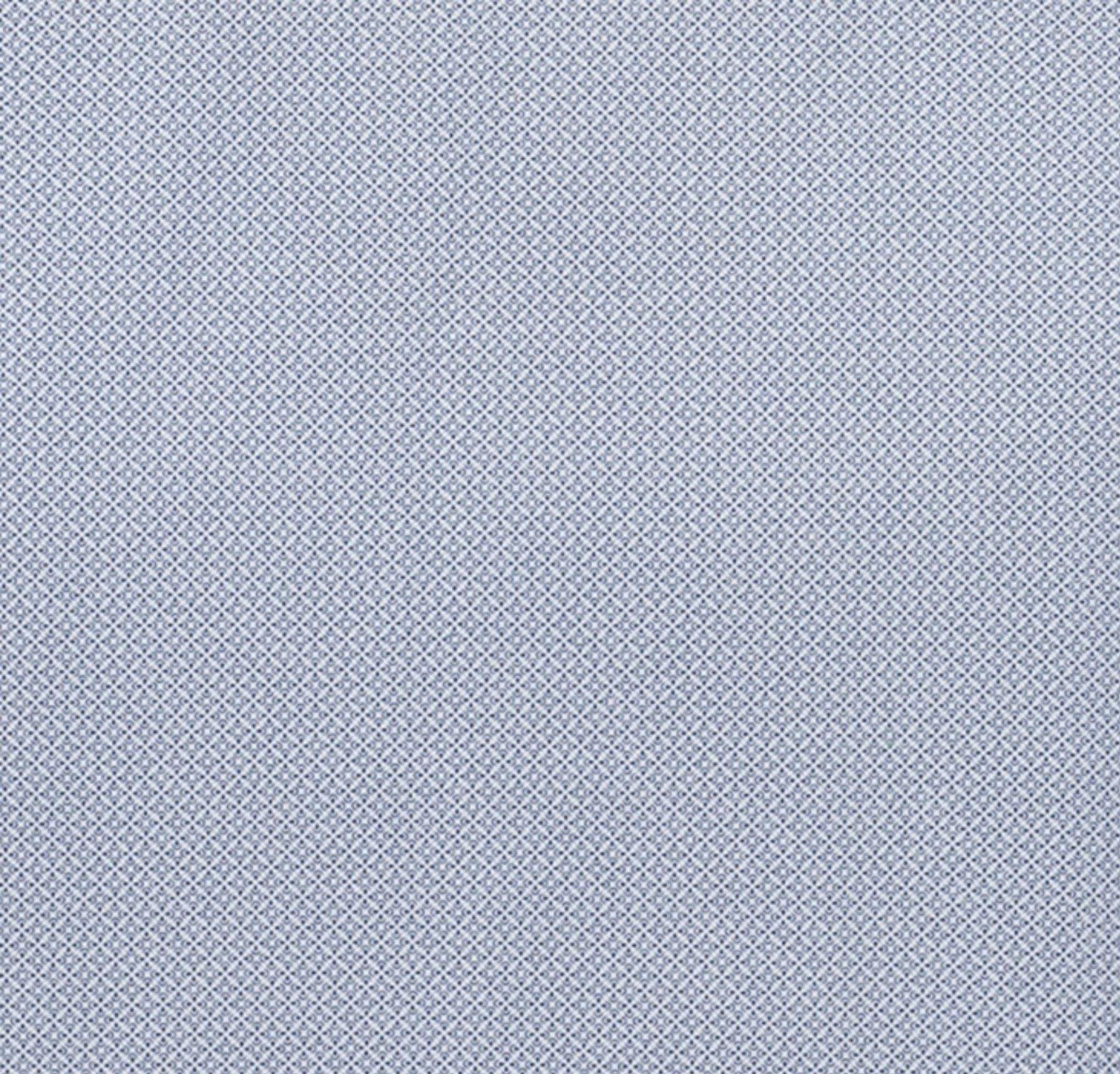 Seidensticker - Herren Hemd 1/2 Arm, Bügelleicht, Modern, Schwarze Rose mit Kent Kragen in Blau (01.111949) – Bild 5