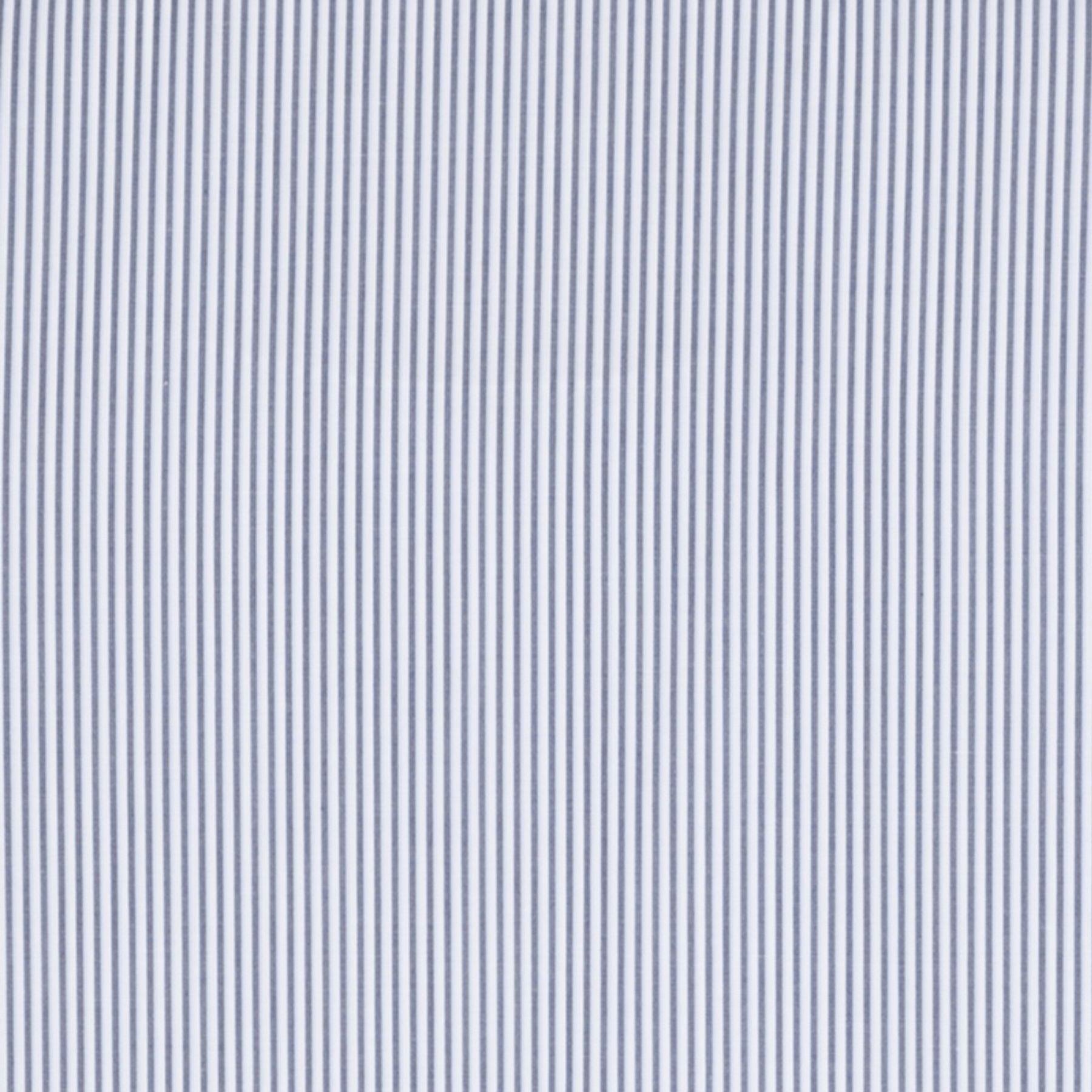 Seidensticker - Herren Hemd 1/2 Arm, Bügelfrei, Modern, Schwarze Rose gestreift mit Kent Kragen in Blau (01.112079) – Bild 5
