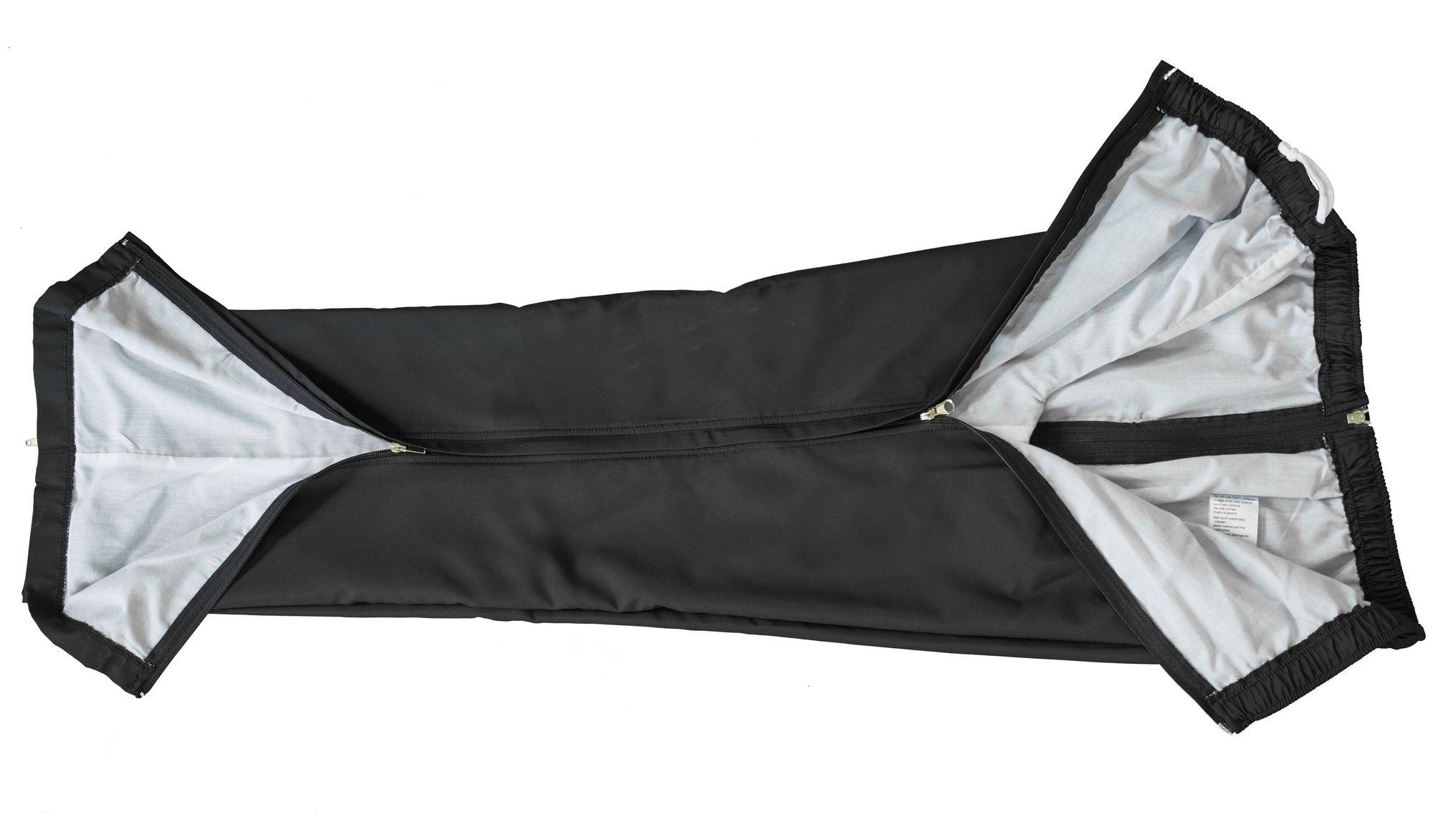 Authentic klein - Herren Sport und Freizeithose mit seitlichem  Reißverschluss (51001) – Bild 3 b17cca9bc3