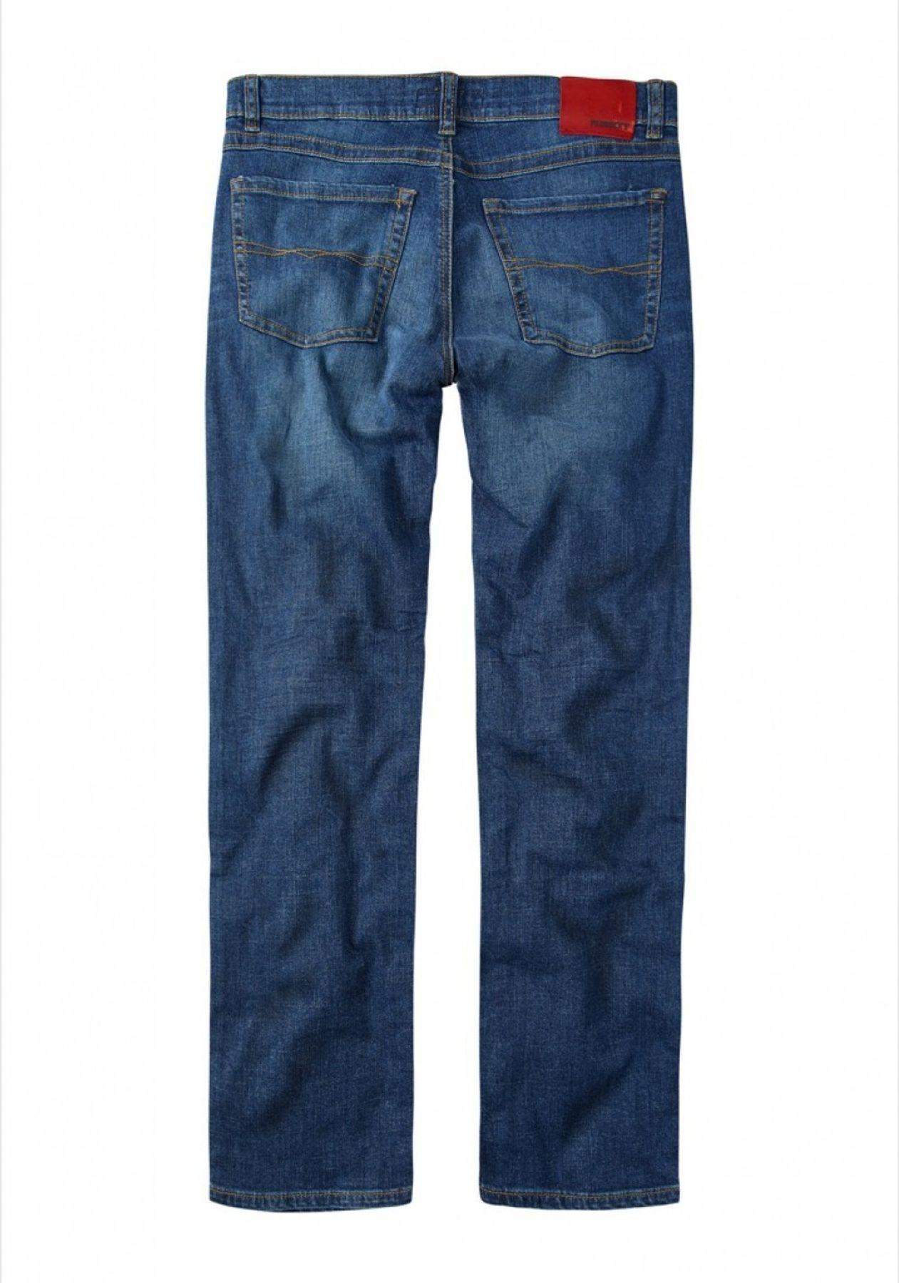 Paddock's Herren 5-Pocket Jeans in Farben blue/black used moustache (5785) und blue dark stone used moustache (5475), Carter 80 016 5024 – Bild 2