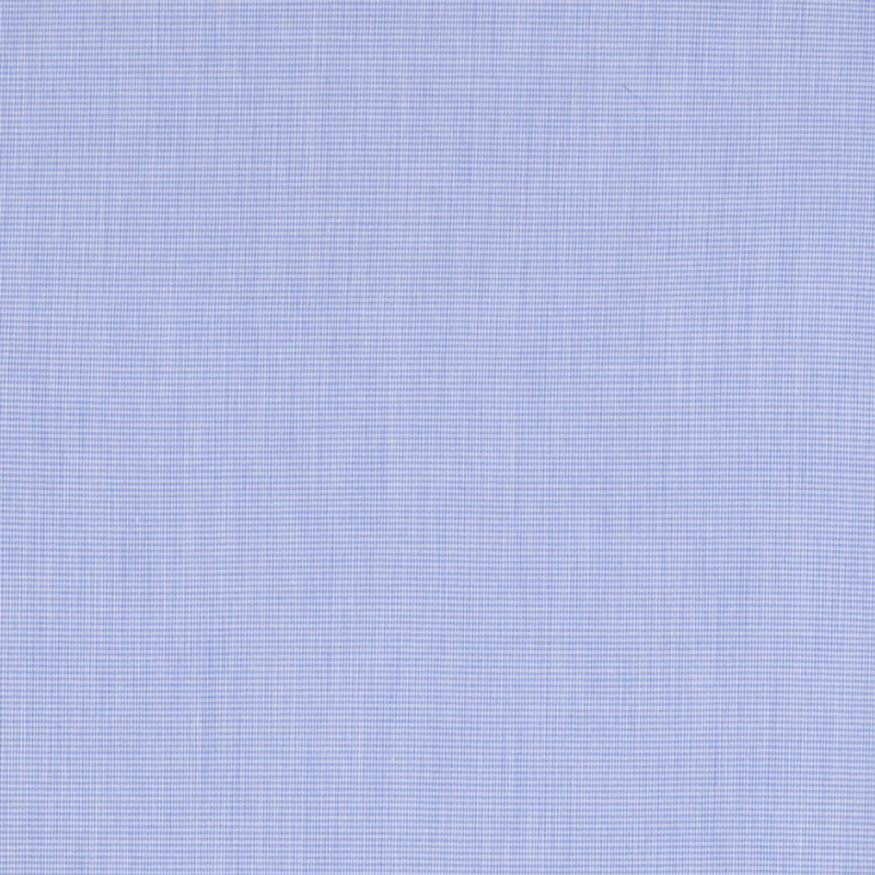Seidensticker - Herren Hemd, Bügelfrei, Comfort, Schwarze Rose mit Kent Kragen in Blau aus Baumwoll-Popeline (01.311970) – Bild 5