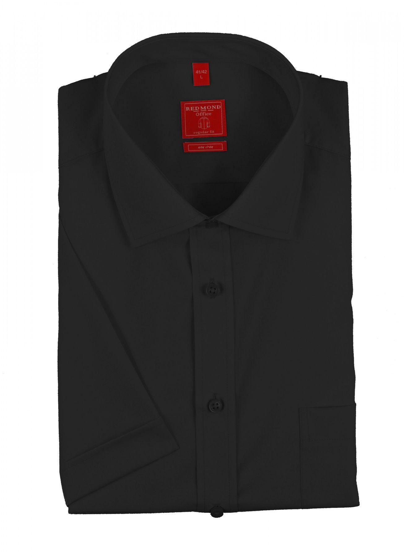 Redmond - Regular Fit - Herren Kurzarm Hemd mit Kent-Kragen in verschiedenen Farben (150920 A) – Bild 1