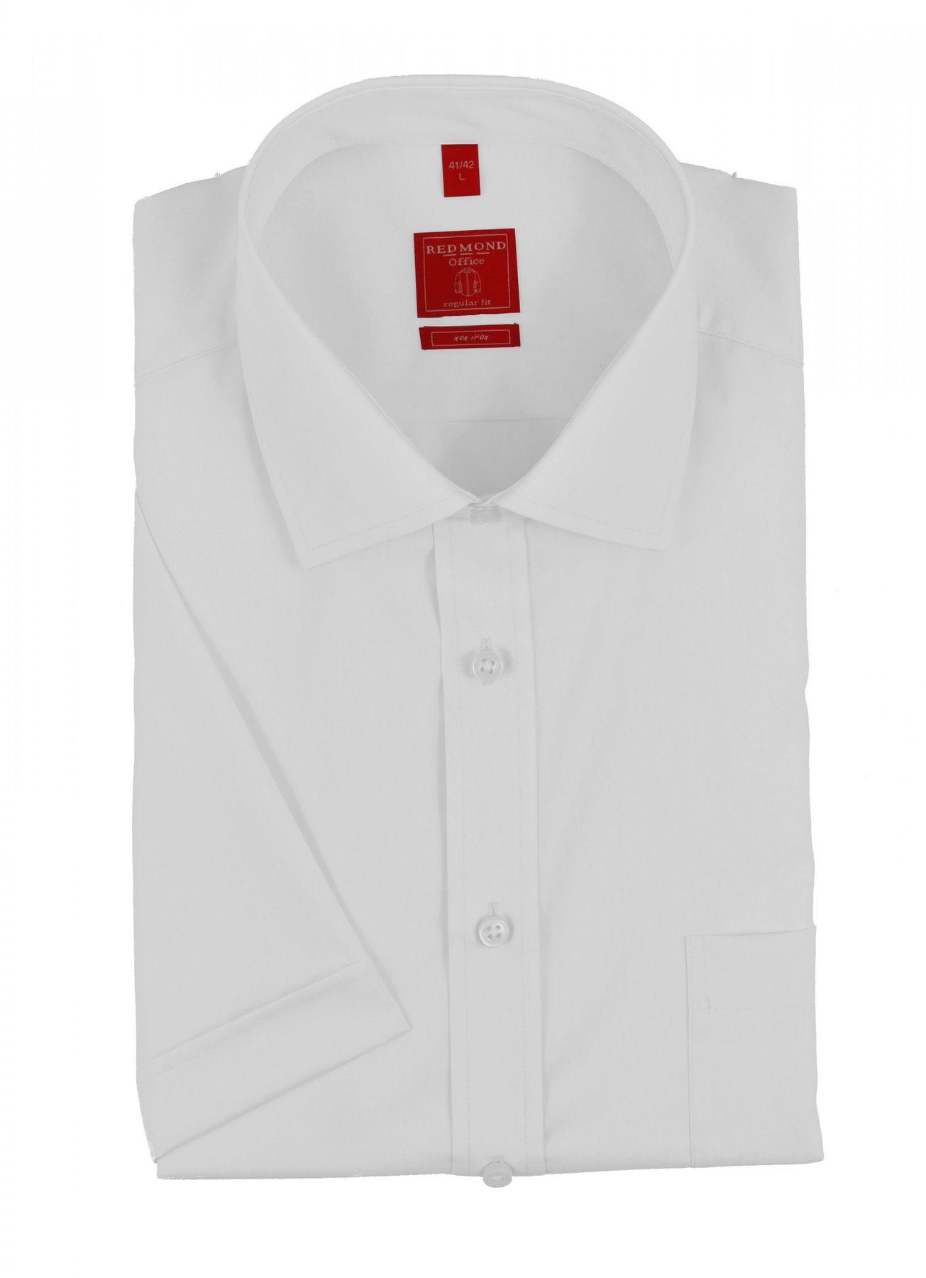Redmond - Regular Fit - Herren Kurzarm Hemd mit Kent-Kragen in verschiedenen Farben (150920 A) – Bild 3