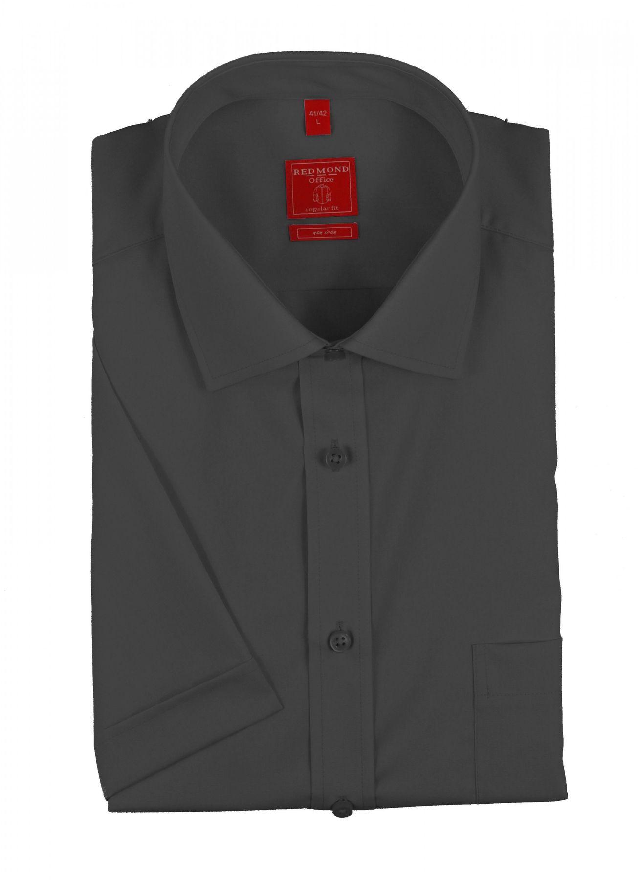 Redmond - Regular Fit - Herren Kurzarm Hemd mit Kent-Kragen in verschiedenen Farben (150920 A) – Bild 2