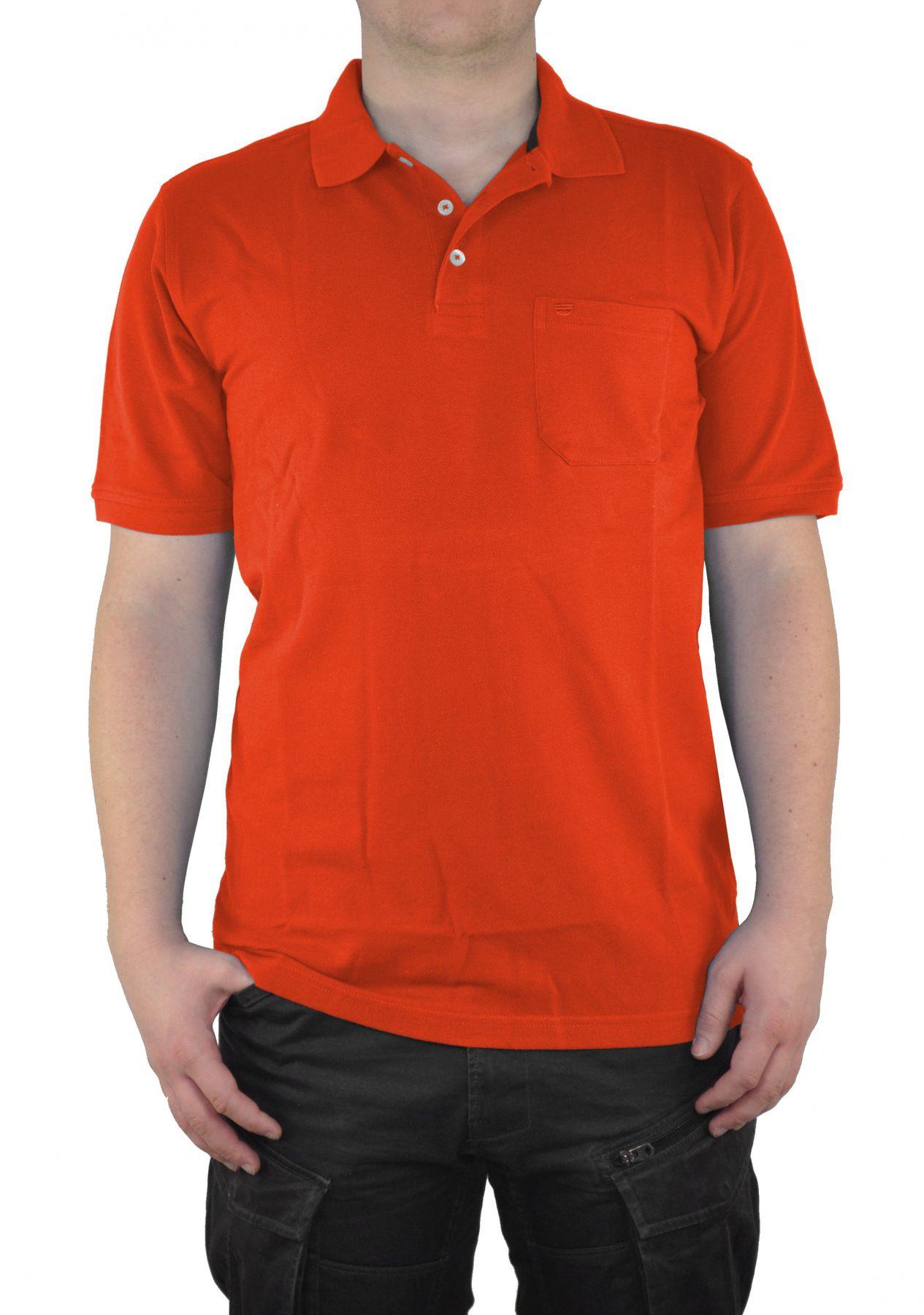 Redmond - Regular Fit - Herren Polo Shirt in verschiedenen Farben (900 A) – Bild 11
