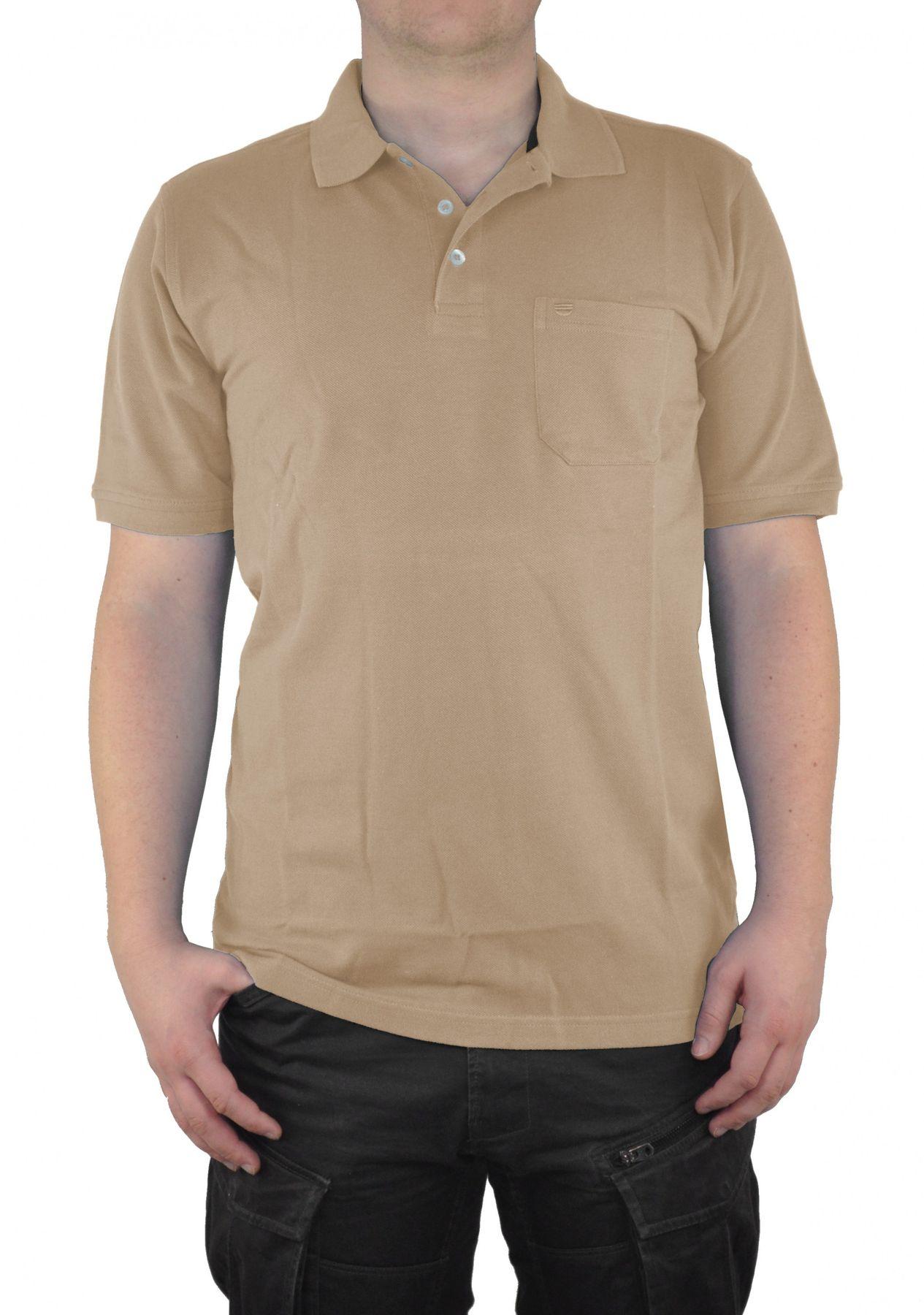 Redmond - Regular Fit - Herren Polo Shirt in verschiedenen Farben (900 A) – Bild 15