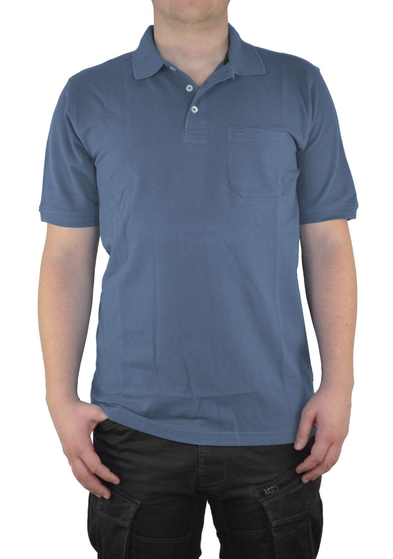 Redmond - Regular Fit - Herren Polo Shirt in verschiedenen Farben (900 A) – Bild 9