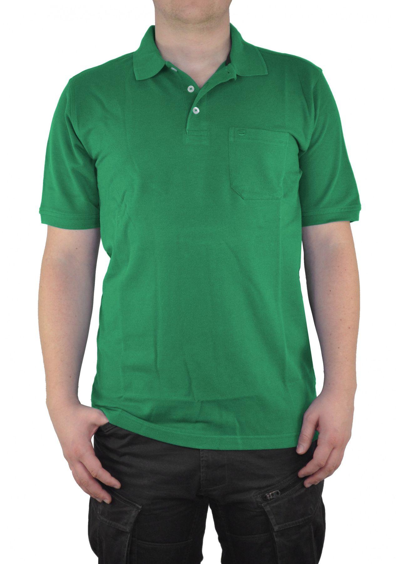 Redmond - Regular Fit - Herren Polo Shirt in verschiedenen Farben (900 A) – Bild 5
