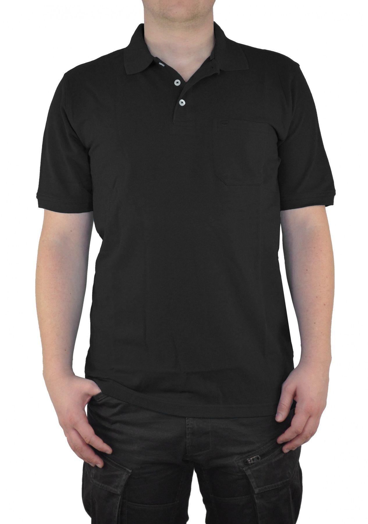 Redmond - Regular Fit - Herren Polo Shirt in verschiedenen Farben (900 A) – Bild 18