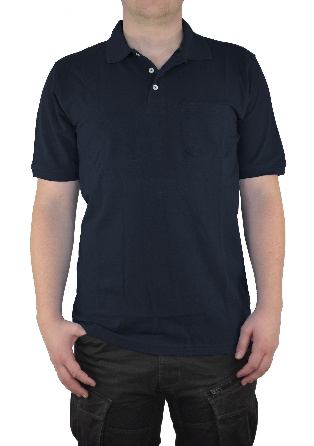 Redmond - Regular Fit - Herren Polo Shirt in verschiedenen Farben (900 A) – Bild 1