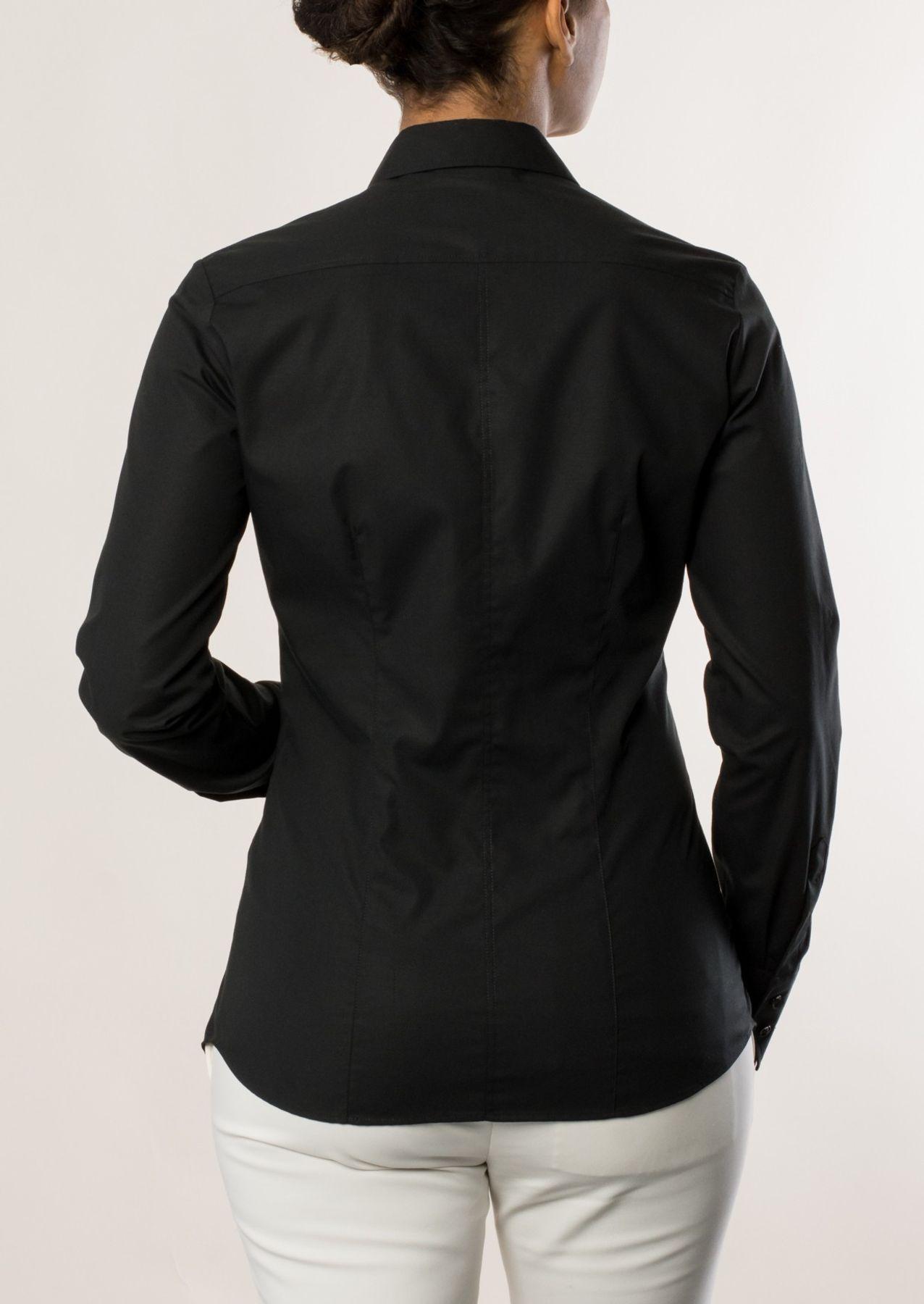 Eterna - Damen Comfort Fit Langarmbluse (5330 D661) – Bild 11