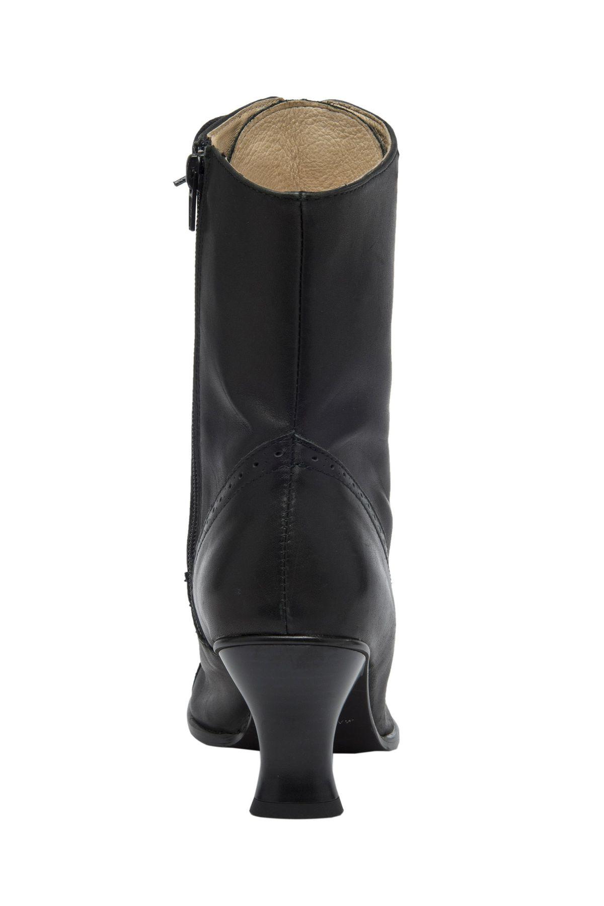 Stockerpoint - Damen Trachten Stiefel Nappa Leder, 4490 – Bild 5