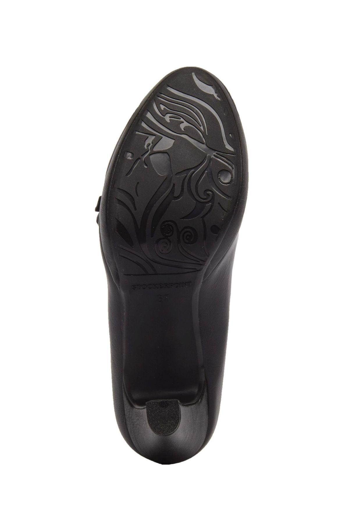 STOCKERPOINT - Damen Trachten Schuhe in Schwarz, 6070 – Bild 6