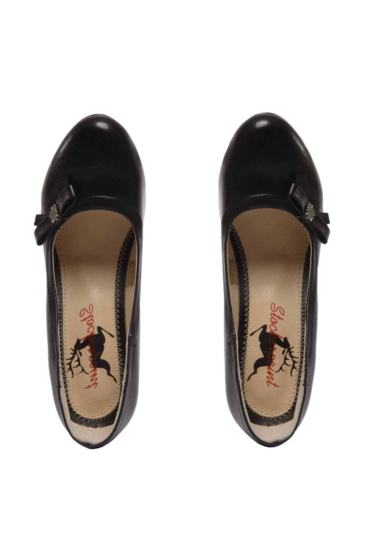 STOCKERPOINT - Damen Trachten Schuhe in Schwarz, 6070 – Bild 5
