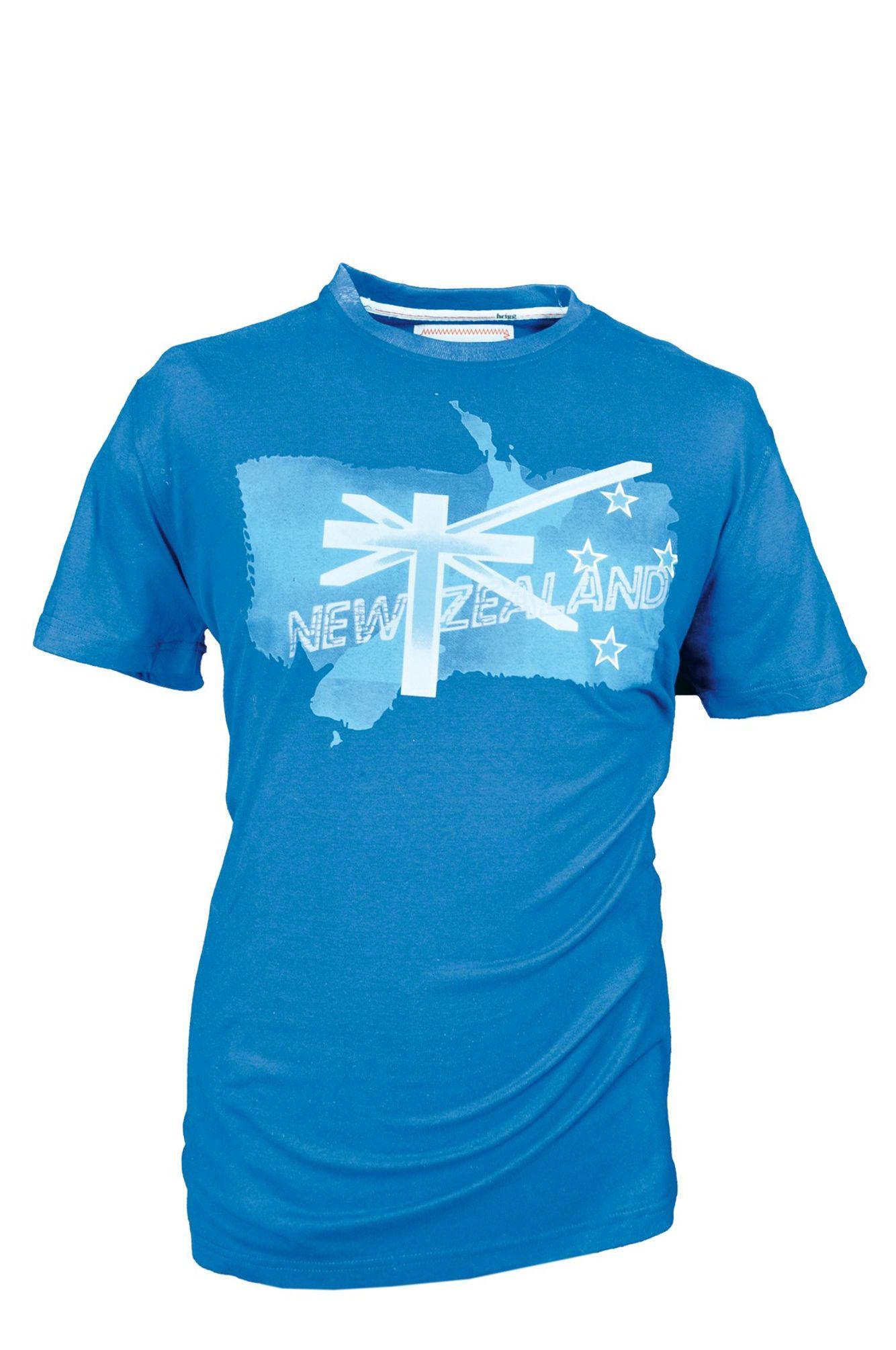 51f5eb404e1864 Brigg - Herren Tshirt mit Print