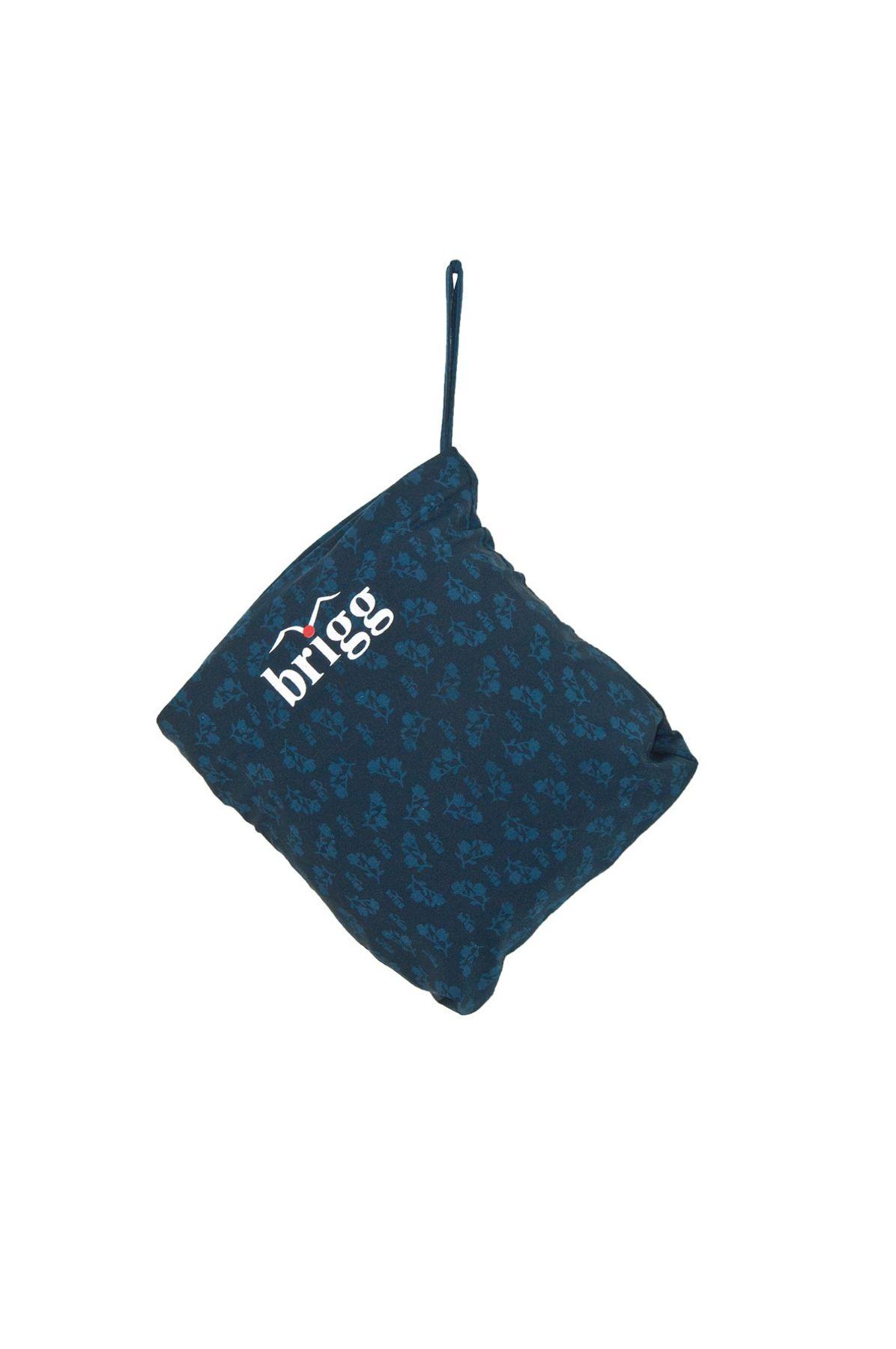 Brigg - Damen Stretch Funktionsjacke mit 'invisible print' (wird erst durch Feuchtigkeit sichtbar), F/S, (10778524) – Bild 6