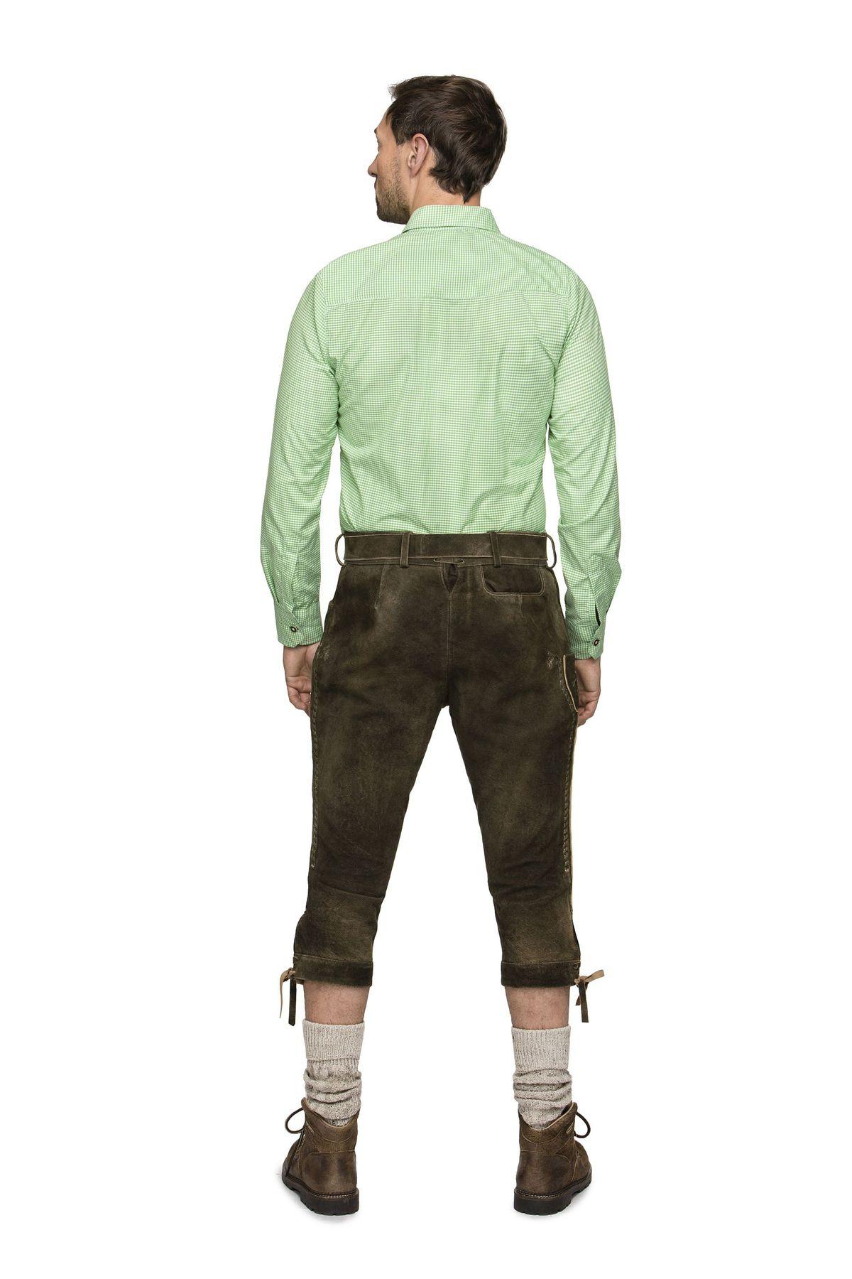 Herren Trachten Lederhose von der Marke STOCKERPOINT in verschiedenen Farben, Sigmar3 – Bild 7
