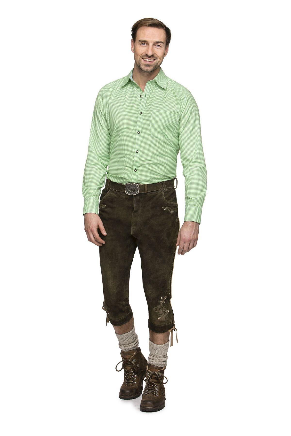 Herren Trachten Lederhose von der Marke STOCKERPOINT in verschiedenen Farben, Sigmar3 – Bild 10
