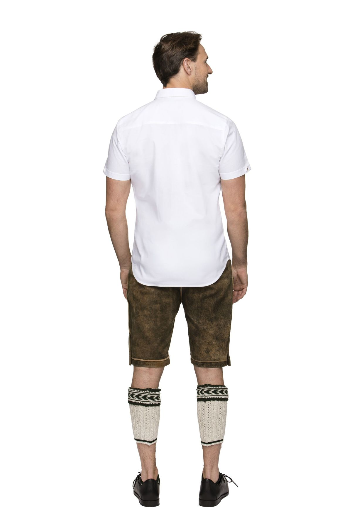 Stockerpoint - Herren Trachtenhemd in der Farbe weiss, Bodo – Bild 5