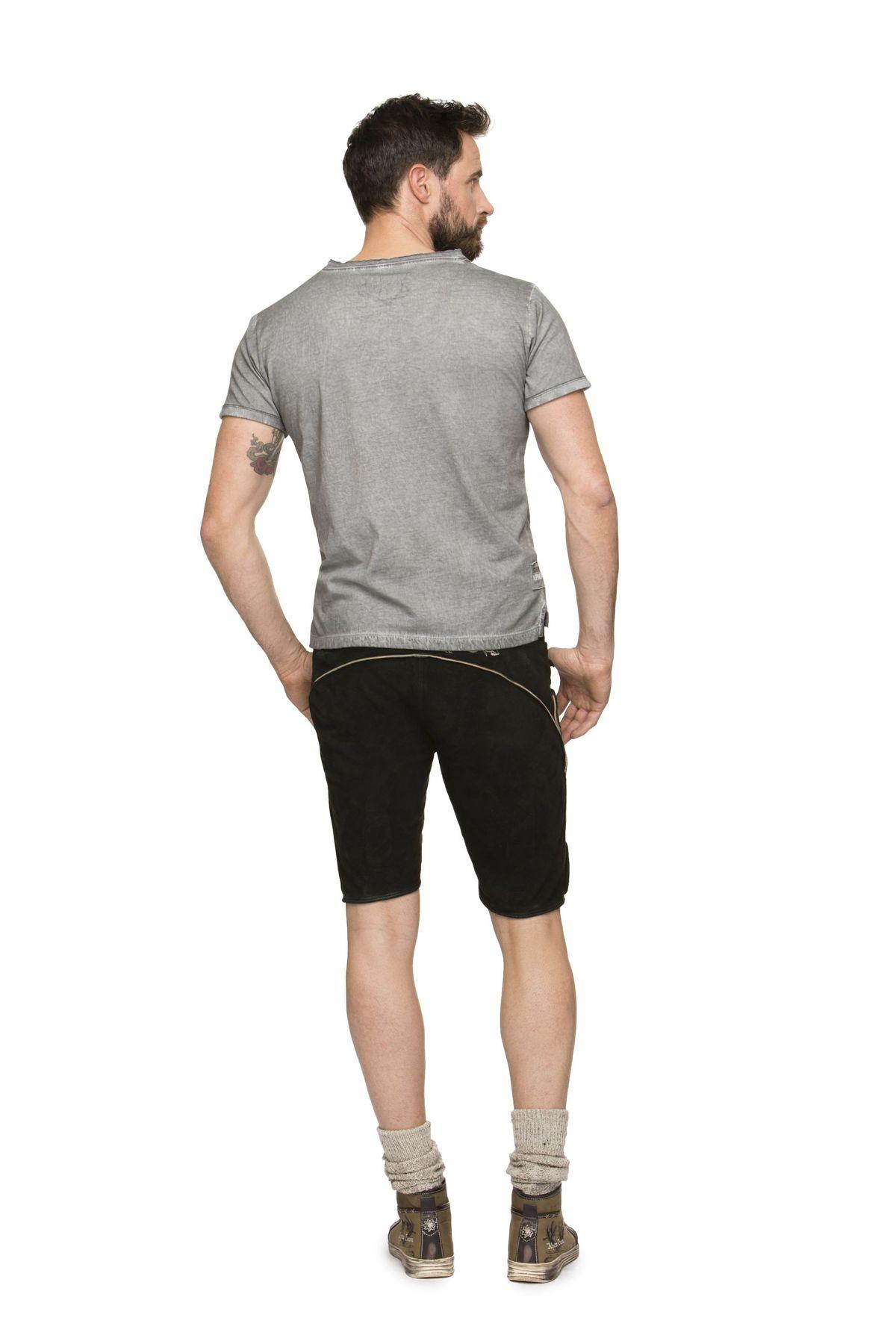 Stockerpoint - Herren Trachten T-Shirt, Oskar – Bild 8