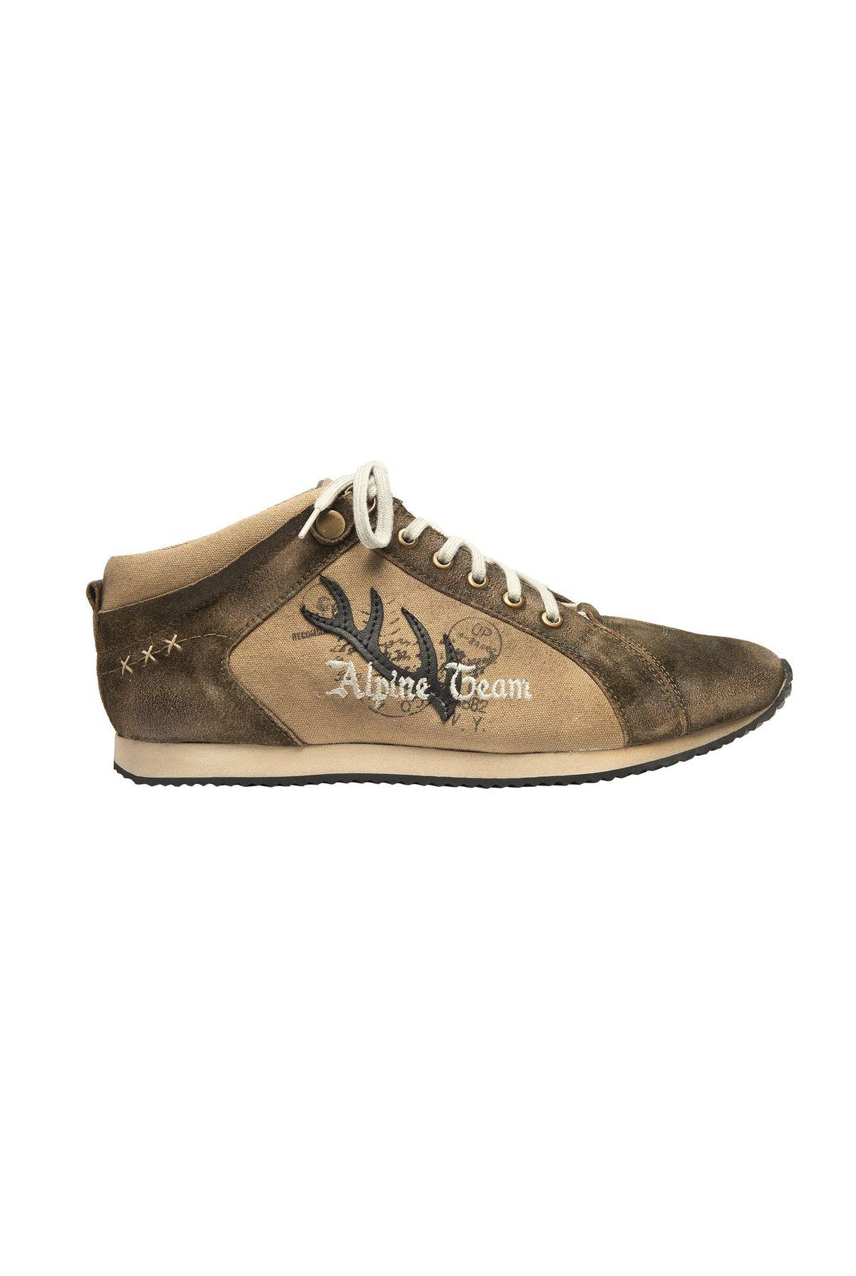STOCKERPOINT - Herren Trachten Sneaker in Bison gespeckt, 1307 – Bild 4