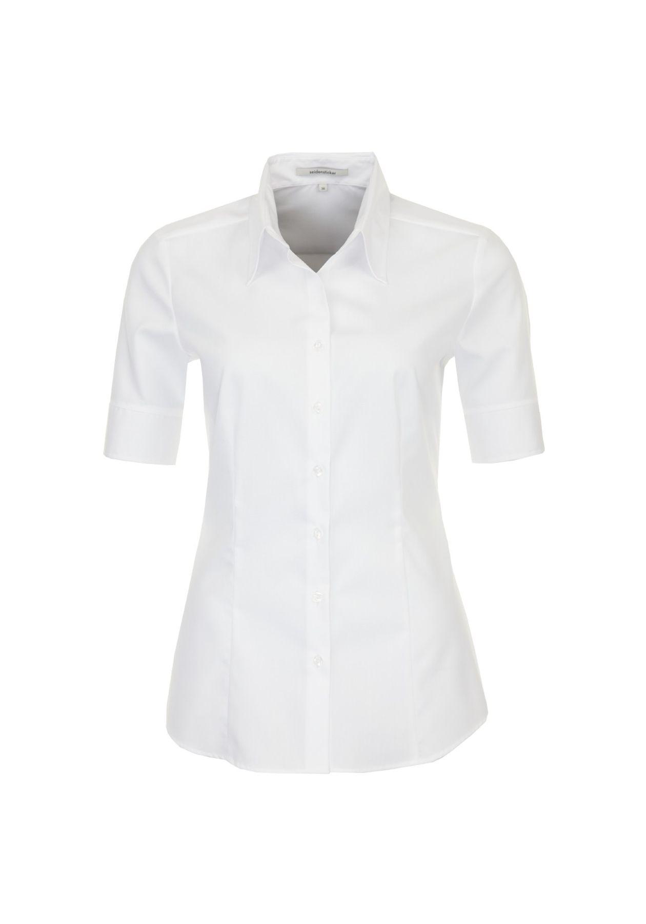 Seidensticker - Regular Fit - Damen City-Bluse 1/2-lang (60.080605) – Bild 4