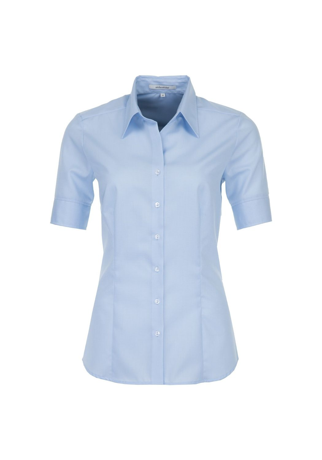 Seidensticker - Regular Fit - Damen City-Bluse 1/2-lang (60.080605) 001