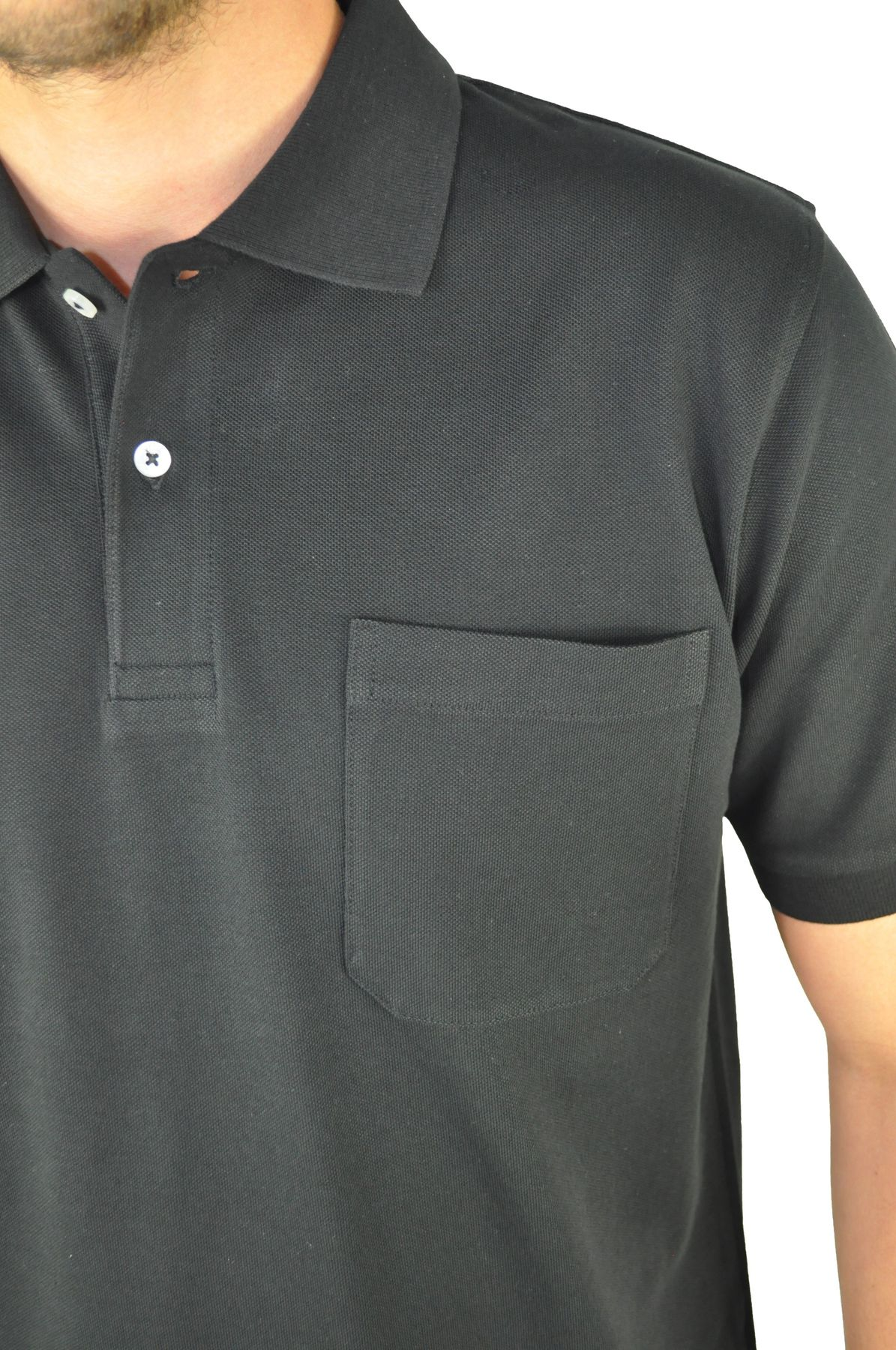 KITARO - Herren Poloshirt in verschiedenen Farben (68800) – Bild 3