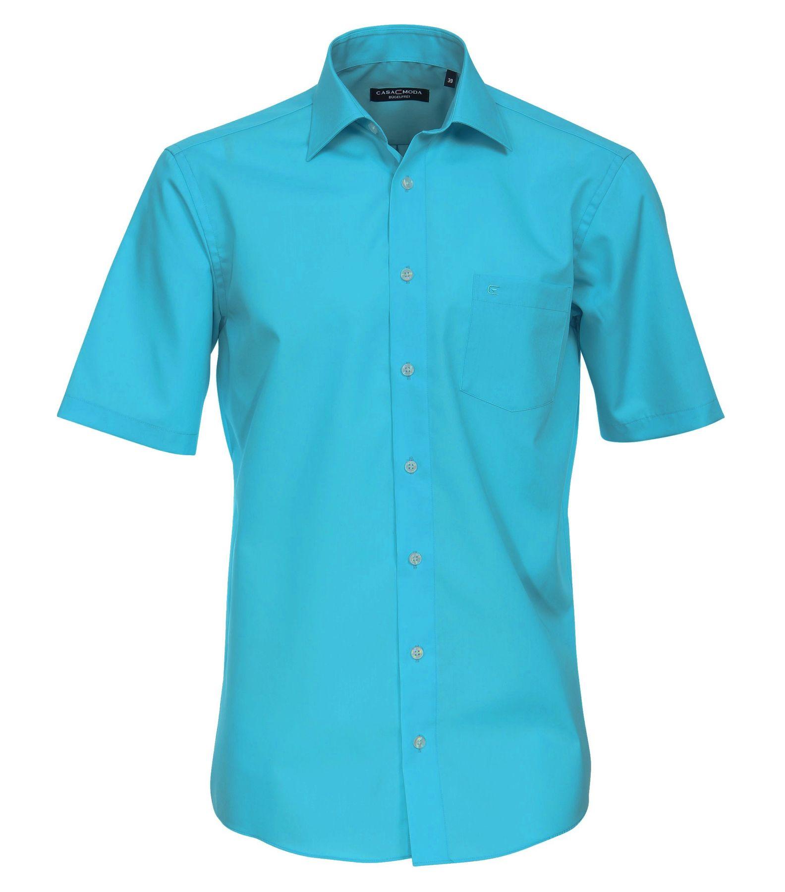 Casa Moda - Comfort Fit - Bügelfreies Herren Business kurzarm Hemd verschiedene Farben (008070 A) – Bild 19