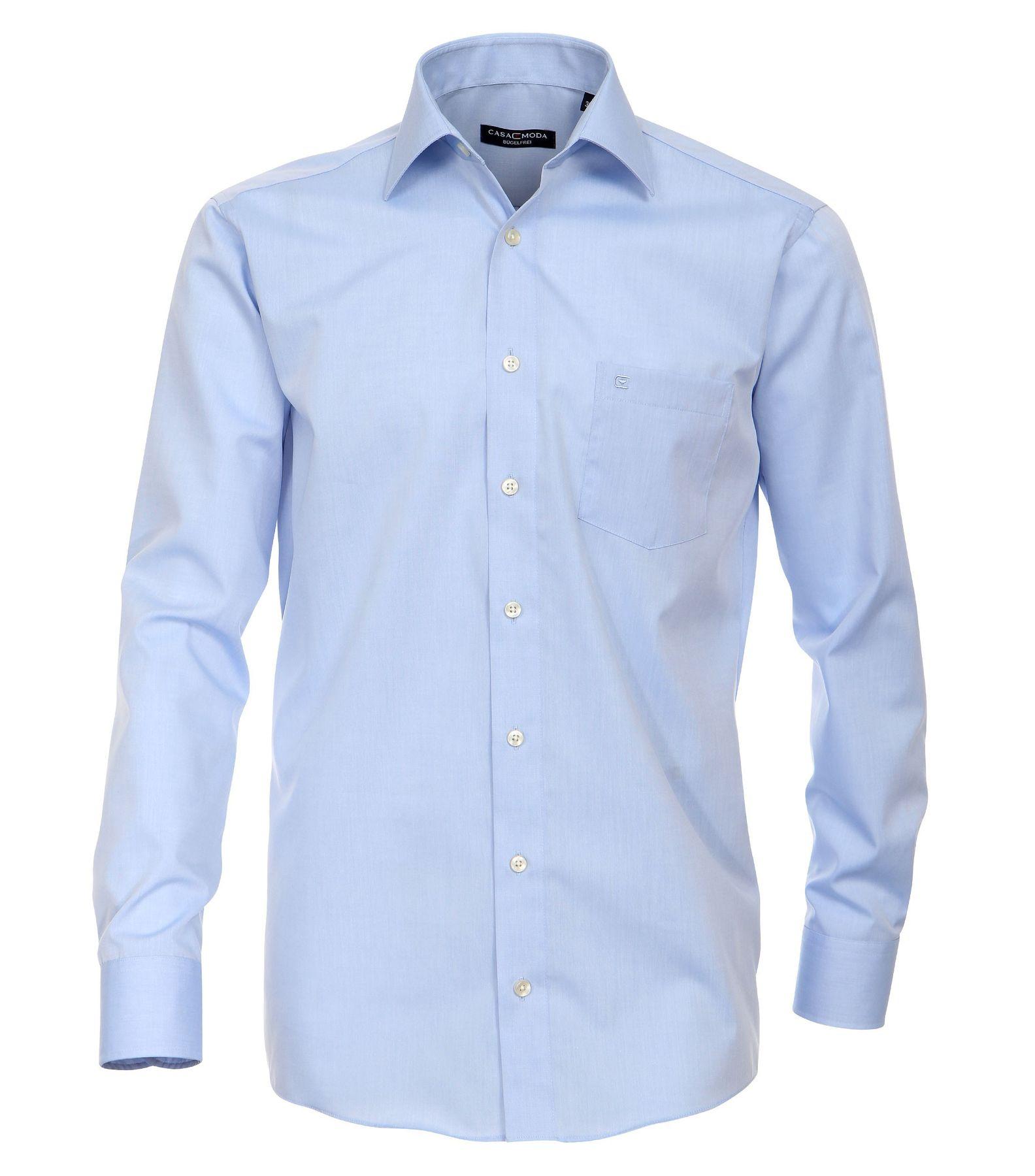 Casa Moda - Comfort Fit - Bügelfreies Herren Business Langarm Hemd verschiedene Farben (006060A) – Bild 5