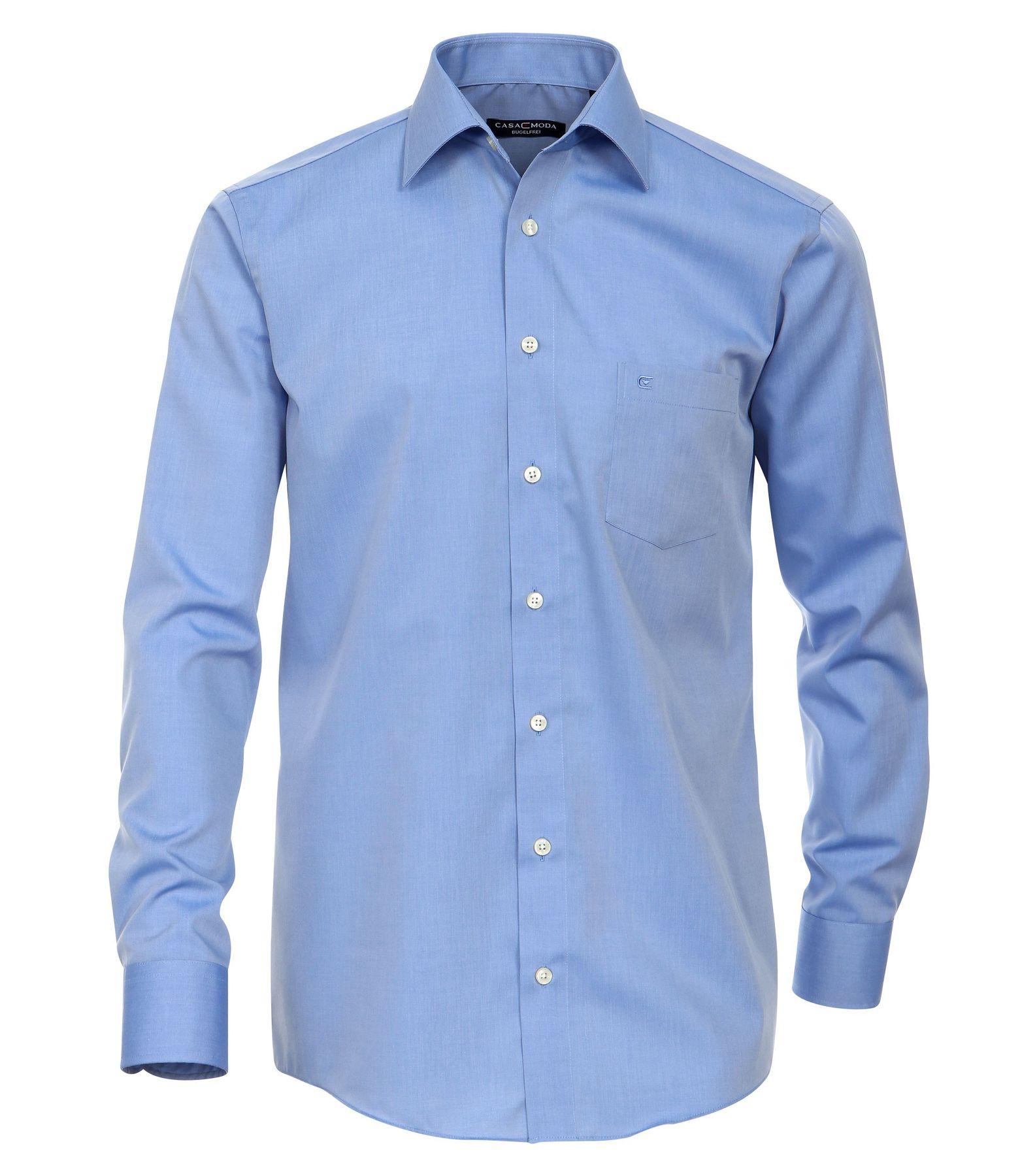 Casa Moda - Comfort Fit - Bügelfreies Herren Business Langarm Hemd verschiedene Farben (006060A) – Bild 13