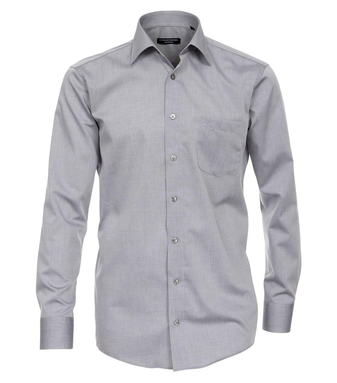 Casa Moda - Comfort Fit - Bügelfreies Herren Business Langarm Hemd verschiedene Farben (006060A) 001