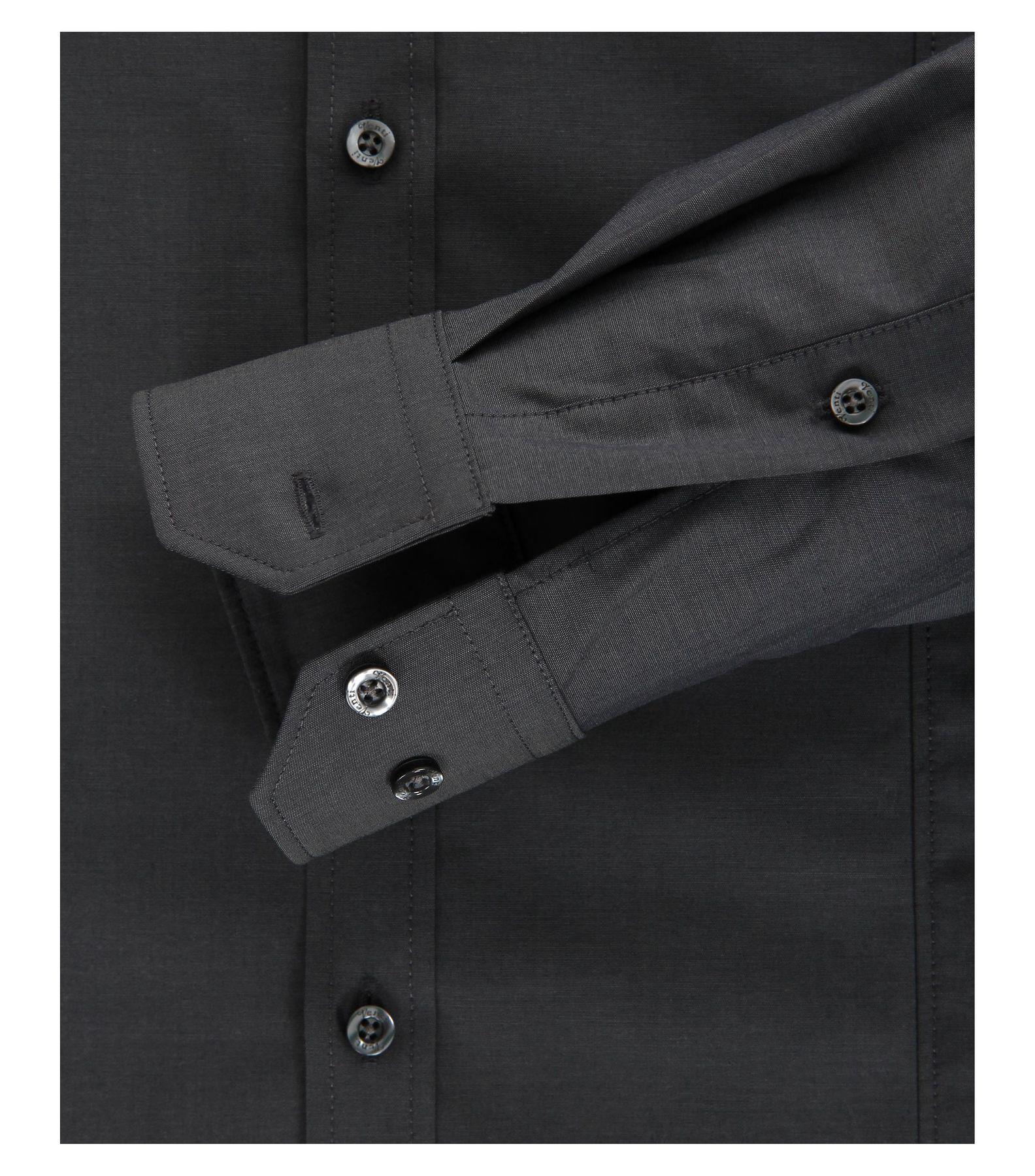 Venti - Body Fit/Super Slim Fit - Bügelfreies Herren Langarm Hemd in diversen Farben (001470) – Bild 12